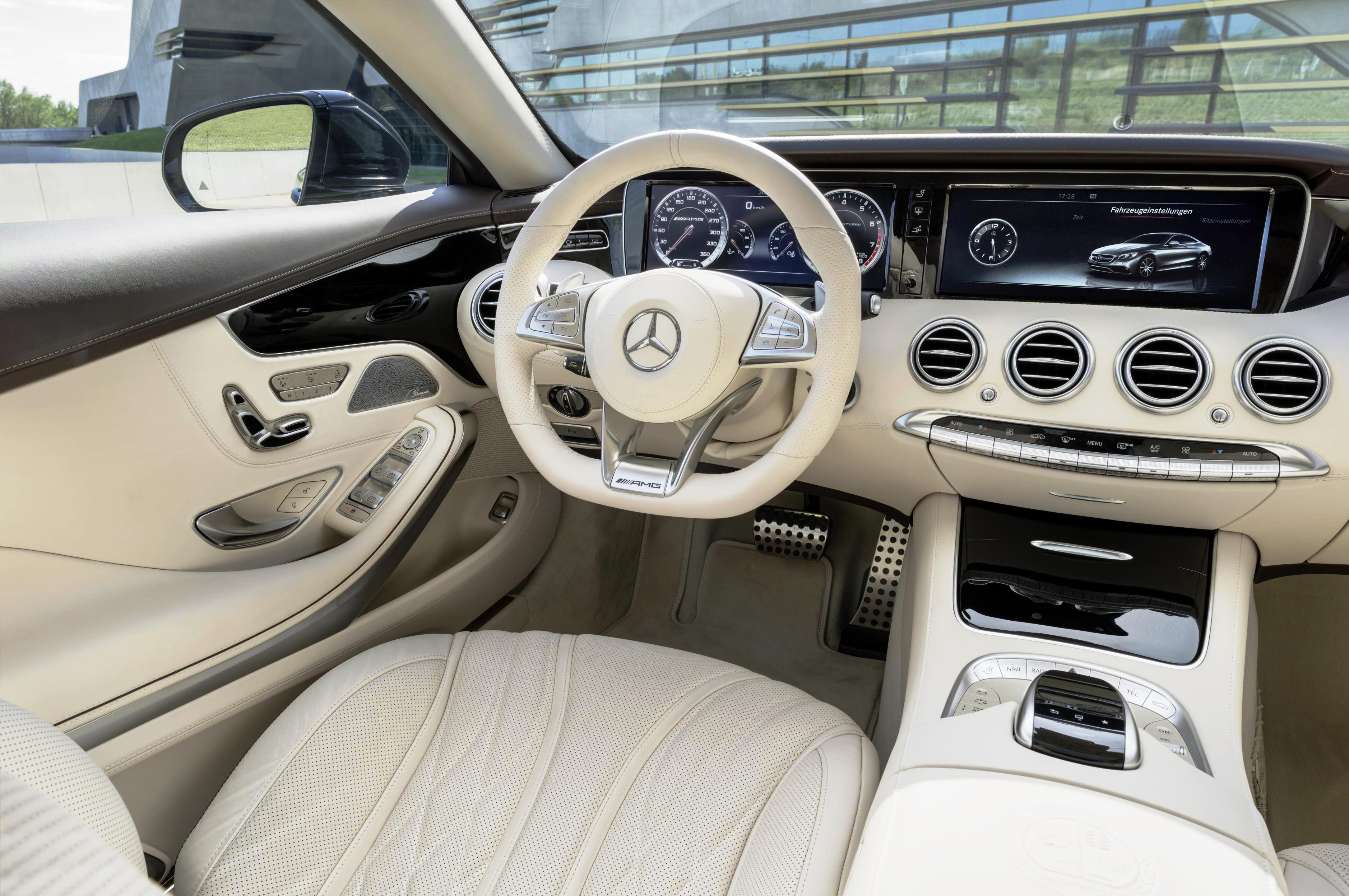 Wallpaper mercedes benz s 65 amg luxury cars sports car for Mercedes benz interiors