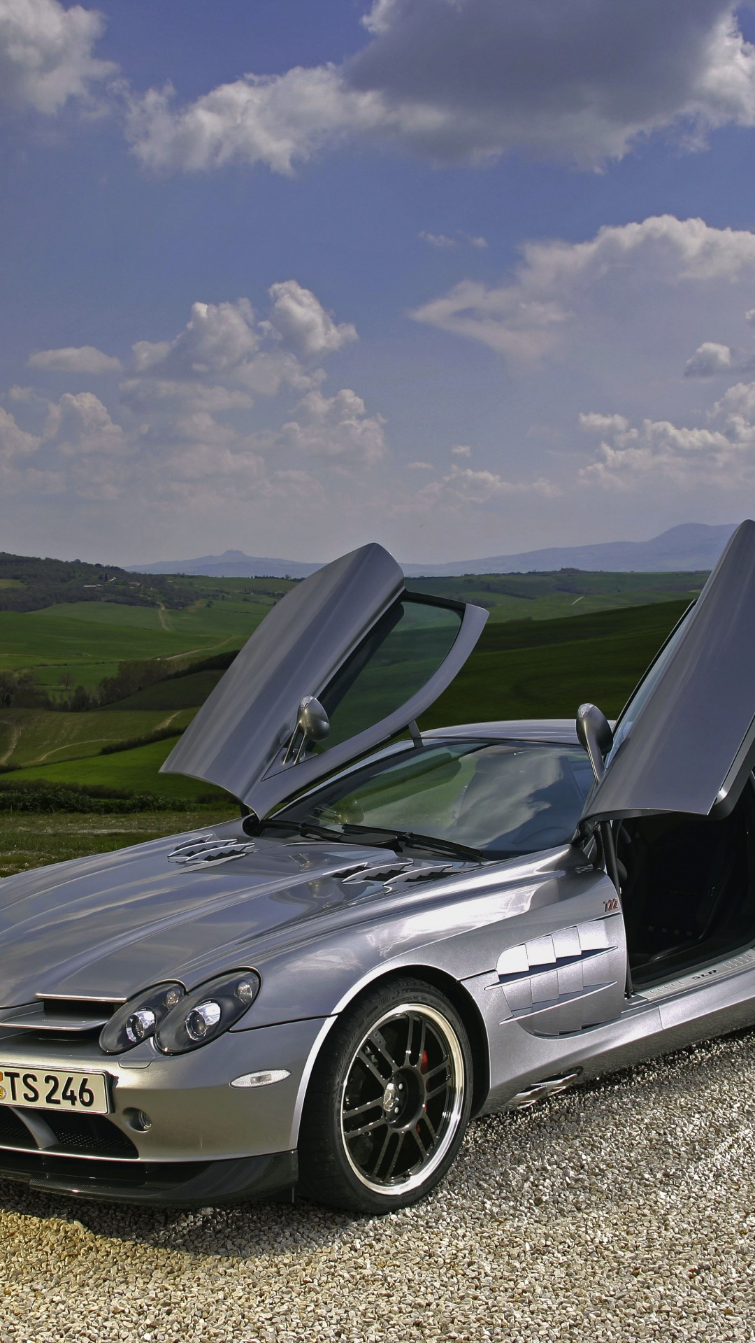 Wallpaper Mercedes-Benz SLR McLaren, supercar, McLaren ...