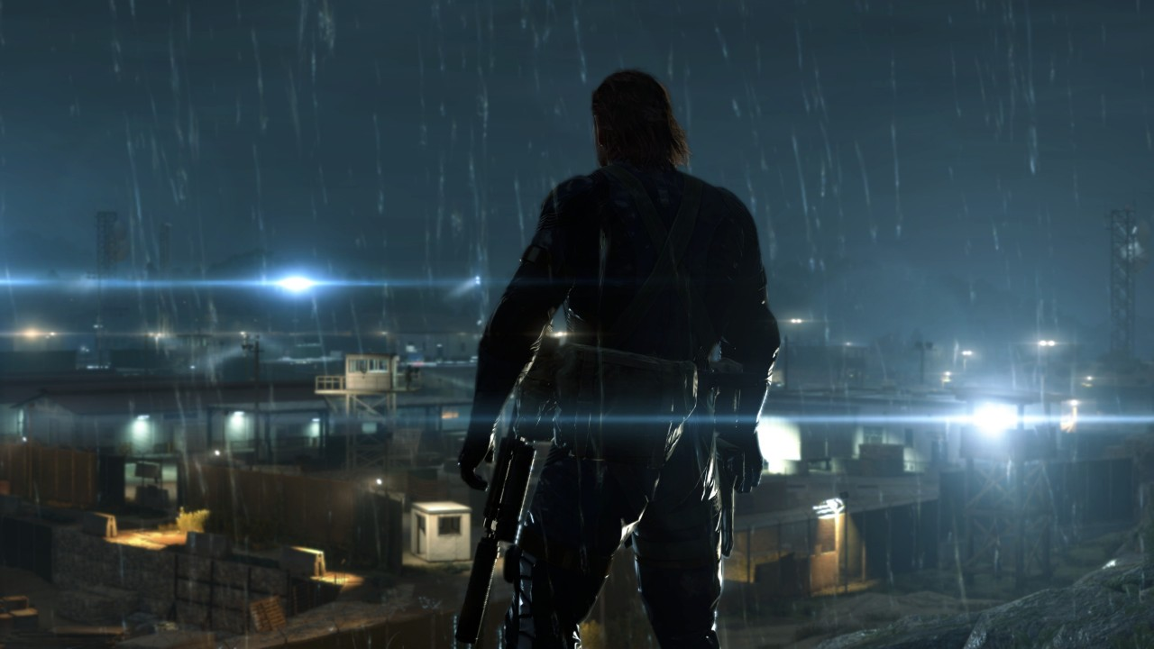 Wallpaper Metal Gear Solid V The Phantom Pain Best Game 2015