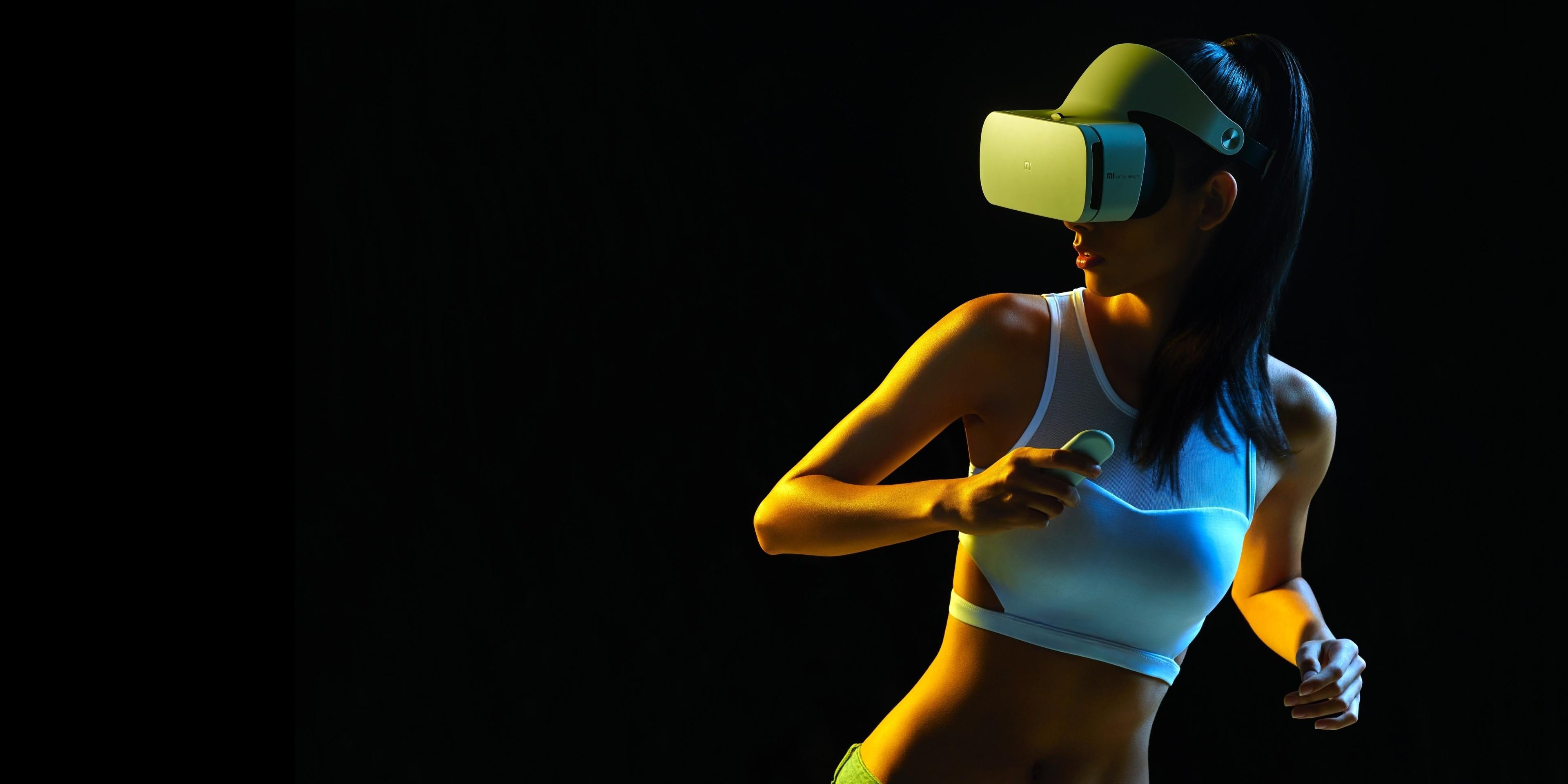 Wallpaper Mi Vr Xiaomi Vr Virtual Reality Vr Headset