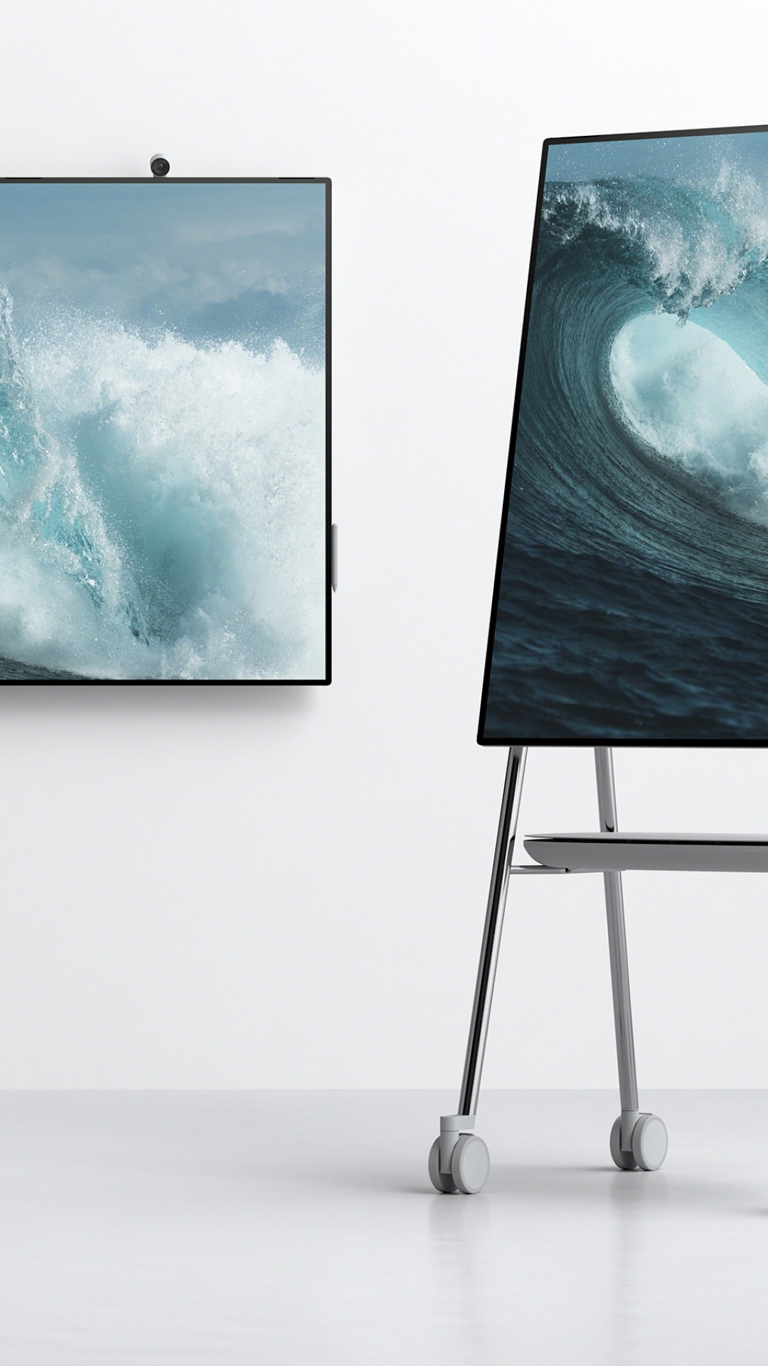 wallpaper microsoft surface hub 2  4k  hi