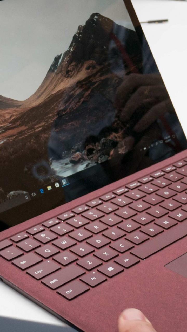 Wallpaper Microsoft Surface Laptop Best Laptops Review