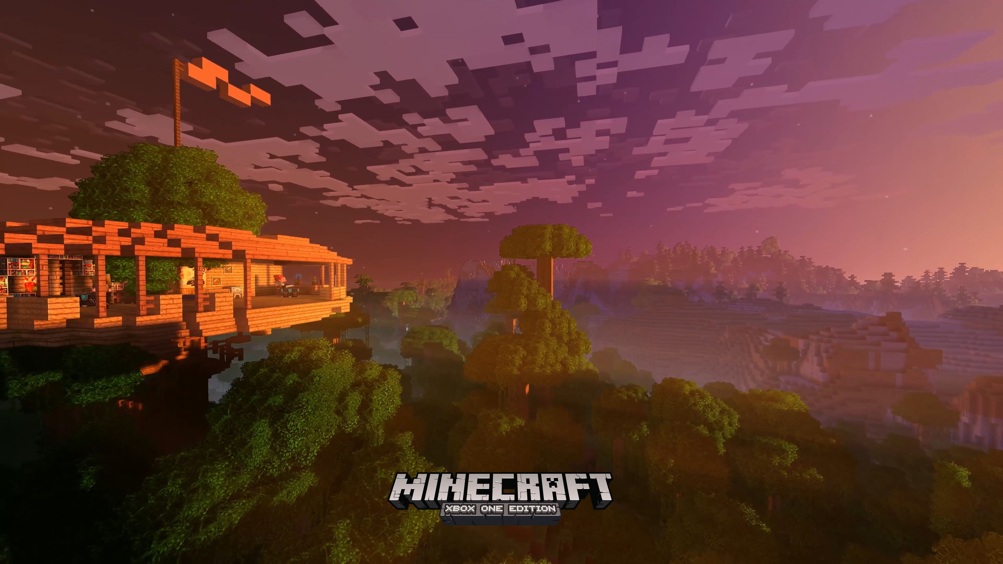 Must see Wallpaper Minecraft Mac - minecraft-4k-edition-3840x2160-e3-2017-xbox-one-x-screenshot-13975  Perfect Image Reference_45895.jpg