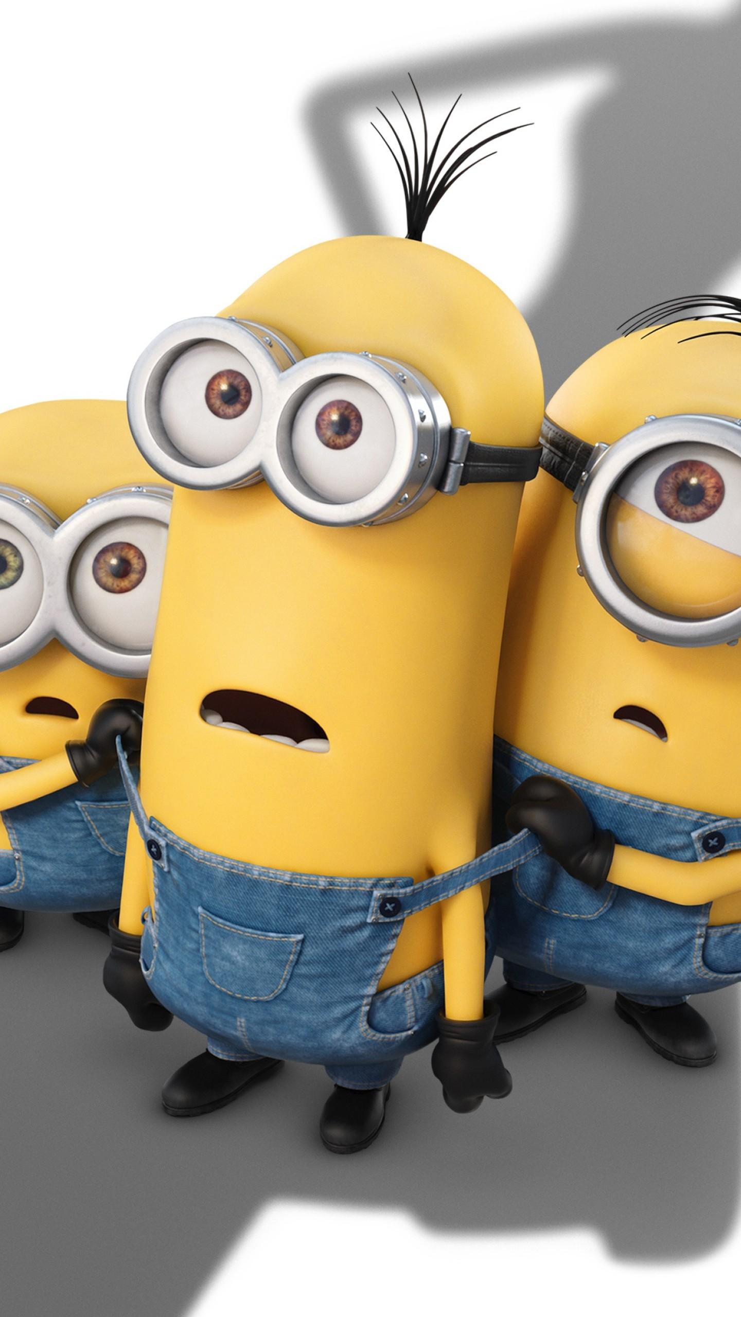 Wallpaper Minions, cartoon, Best Animation Movies of 2015 ...