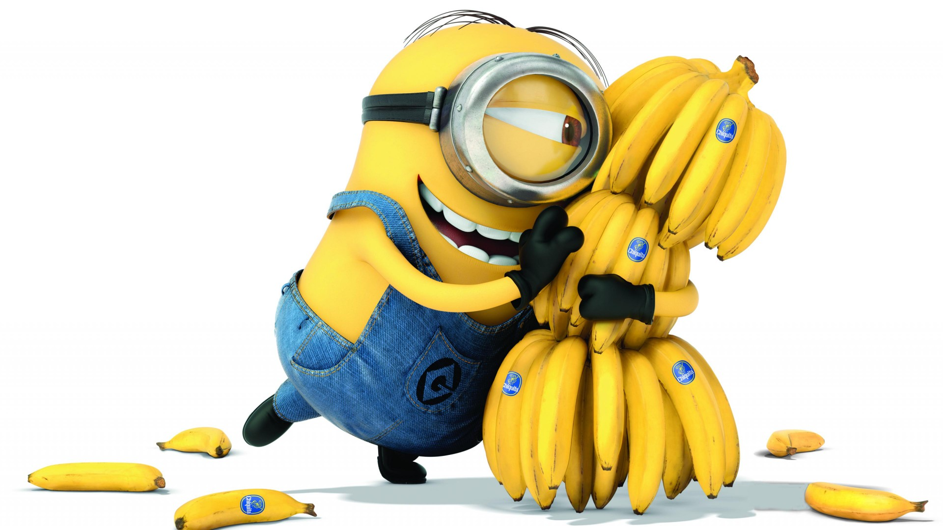 Wallpaper Minions 2015 Cartoon Movie Allison Janney Steve
