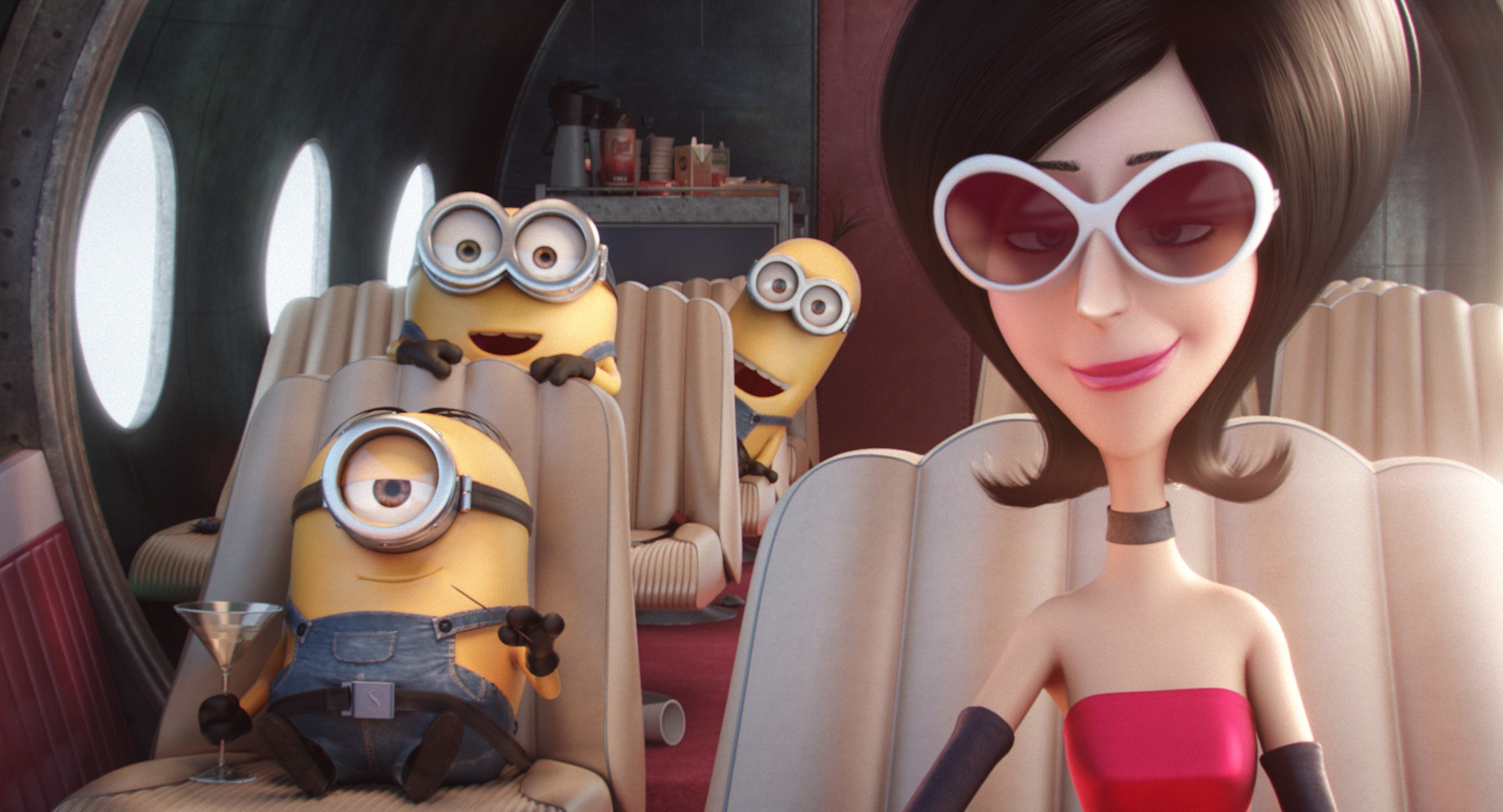Cars Movie Online >> Wallpaper Minions, Best Animation Movies of 2015, cartoon ...