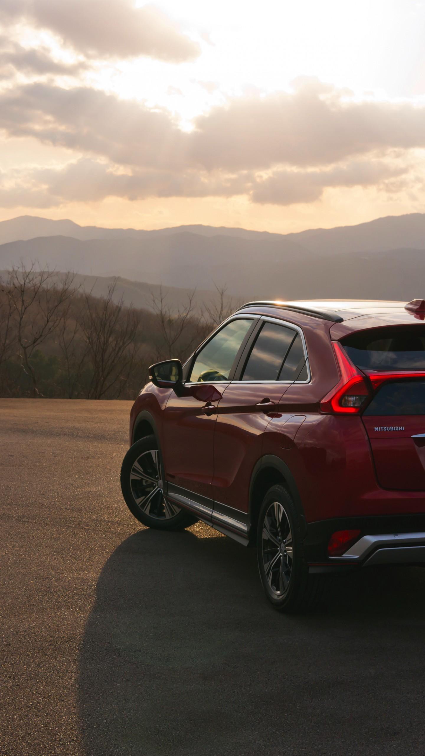Red Buick Encore >> Wallpaper Mitsubishi Eclipse Cross, crossover, Geneva Auto ...