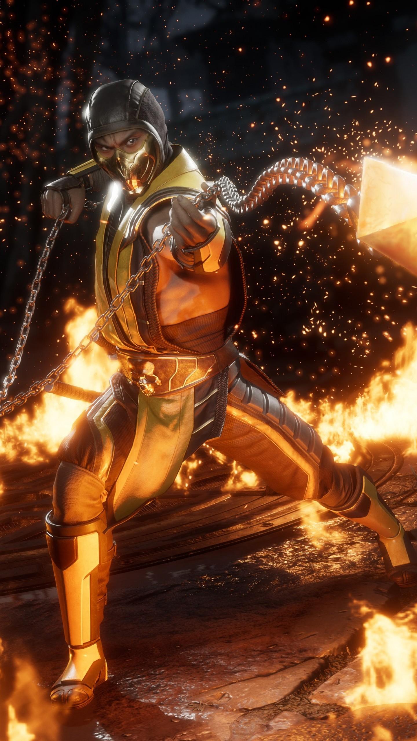 Wallpaper mortal kombat 11 screenshot 4k games 21014 - Mortal kombat 11 wallpaper ...