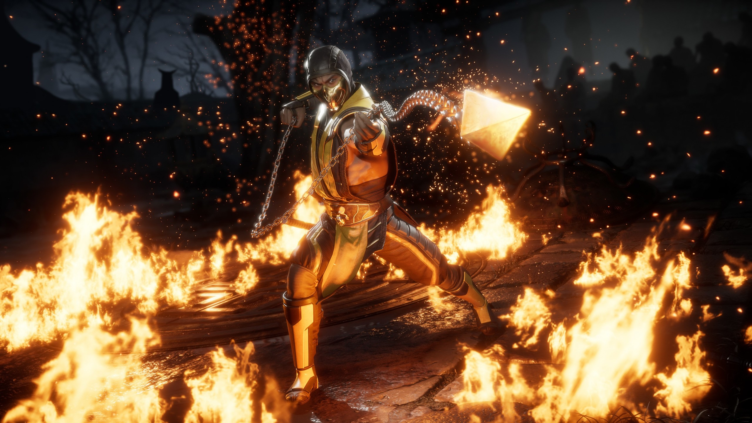 Wallpaper Mortal Kombat 11 Screenshot 4k Games 21014