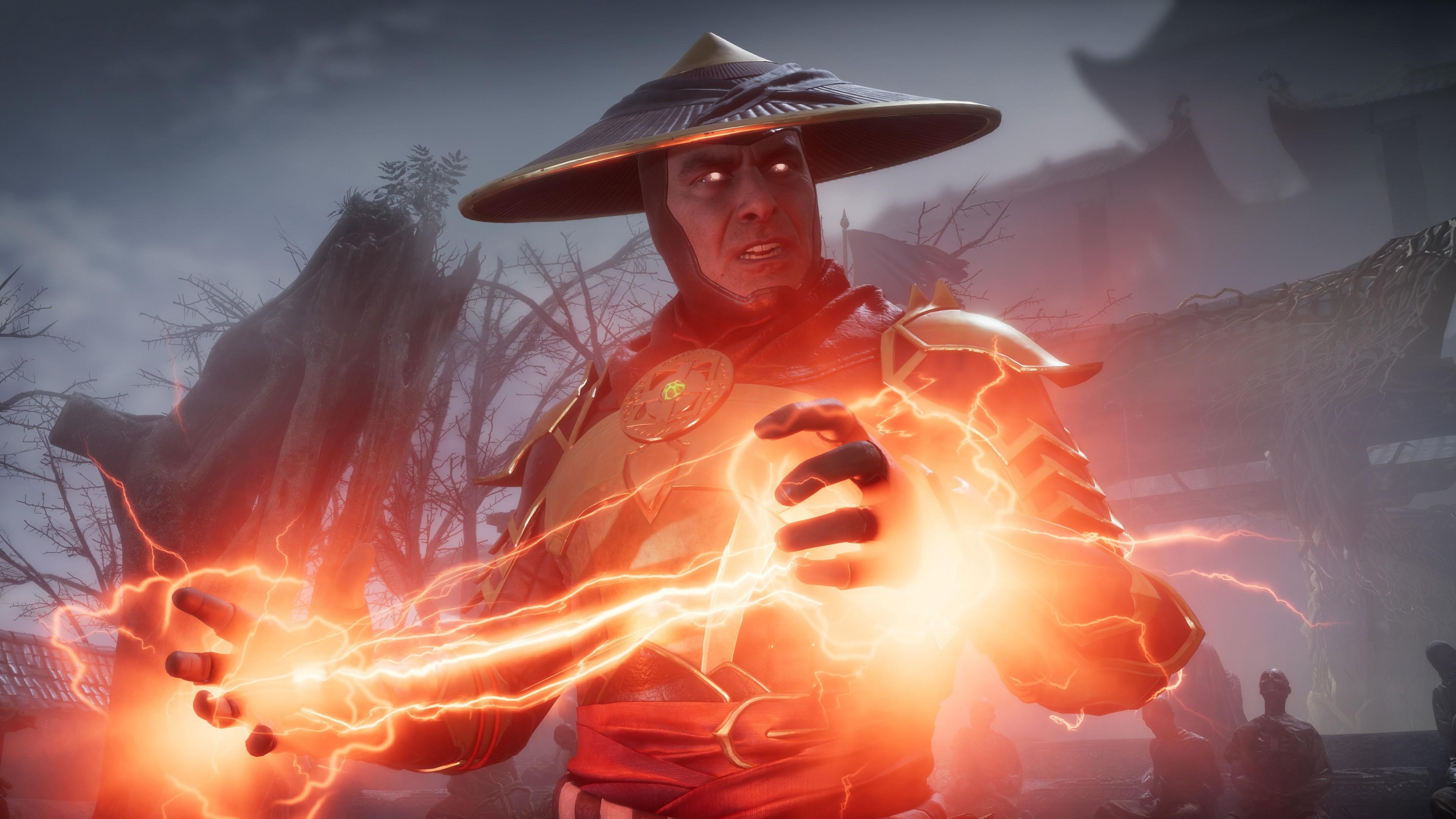 Wallpaper Mortal Kombat 11 screenshot 4K Games