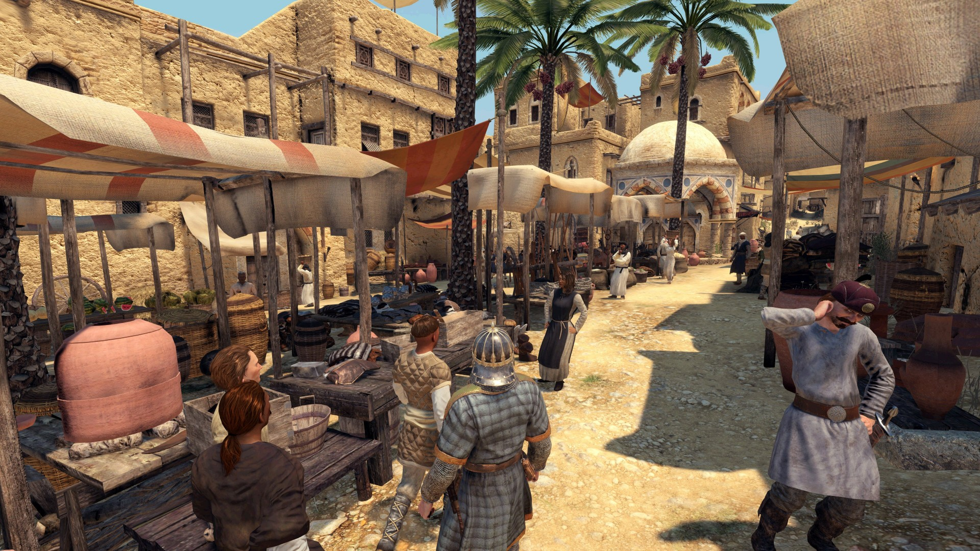 Wallpaper Mount Blade Ii Bannerlord Screenshot 4k Games