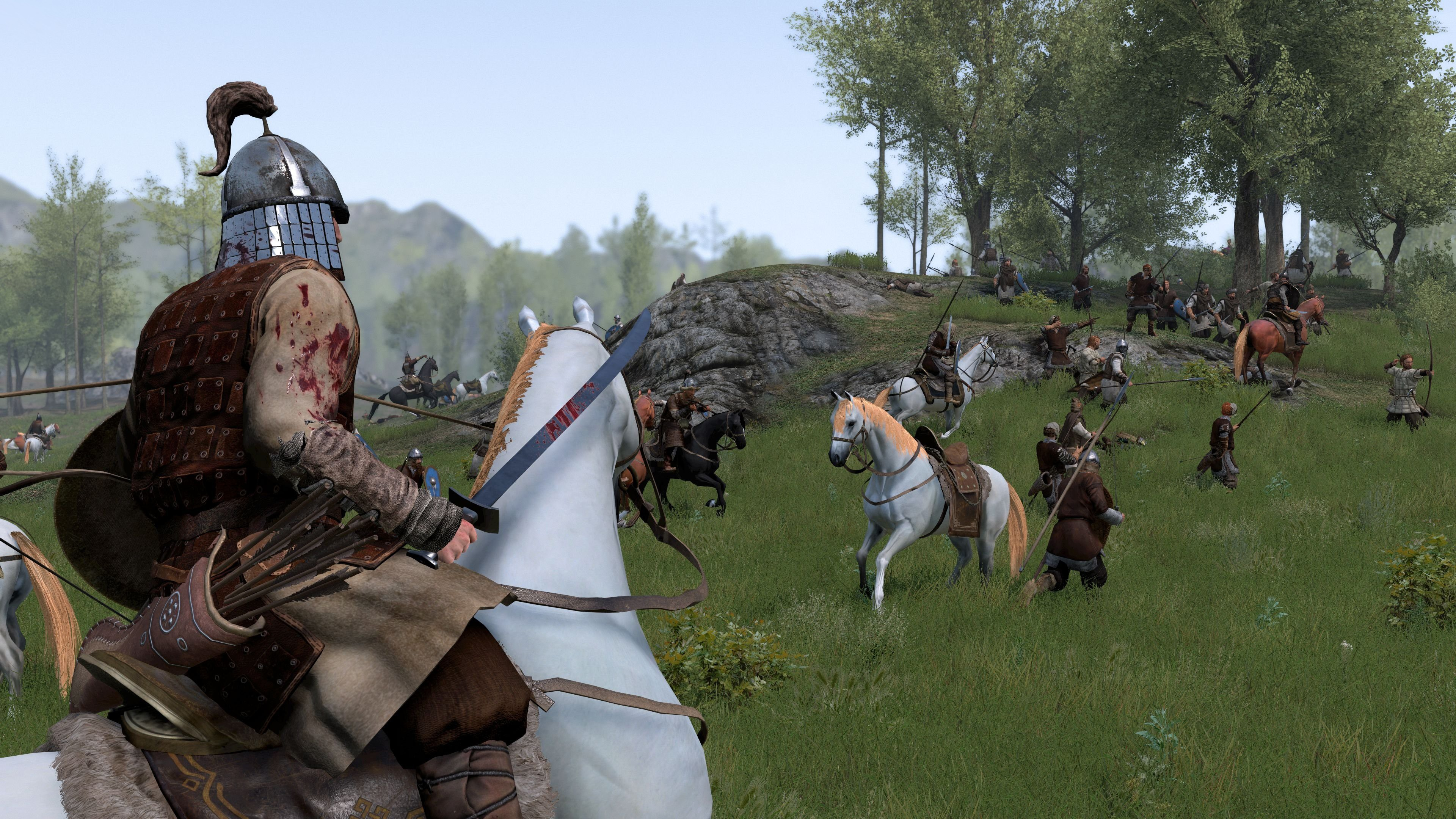 Wallpaper Mount Blade Ii Bannerlord Screenshot 4k