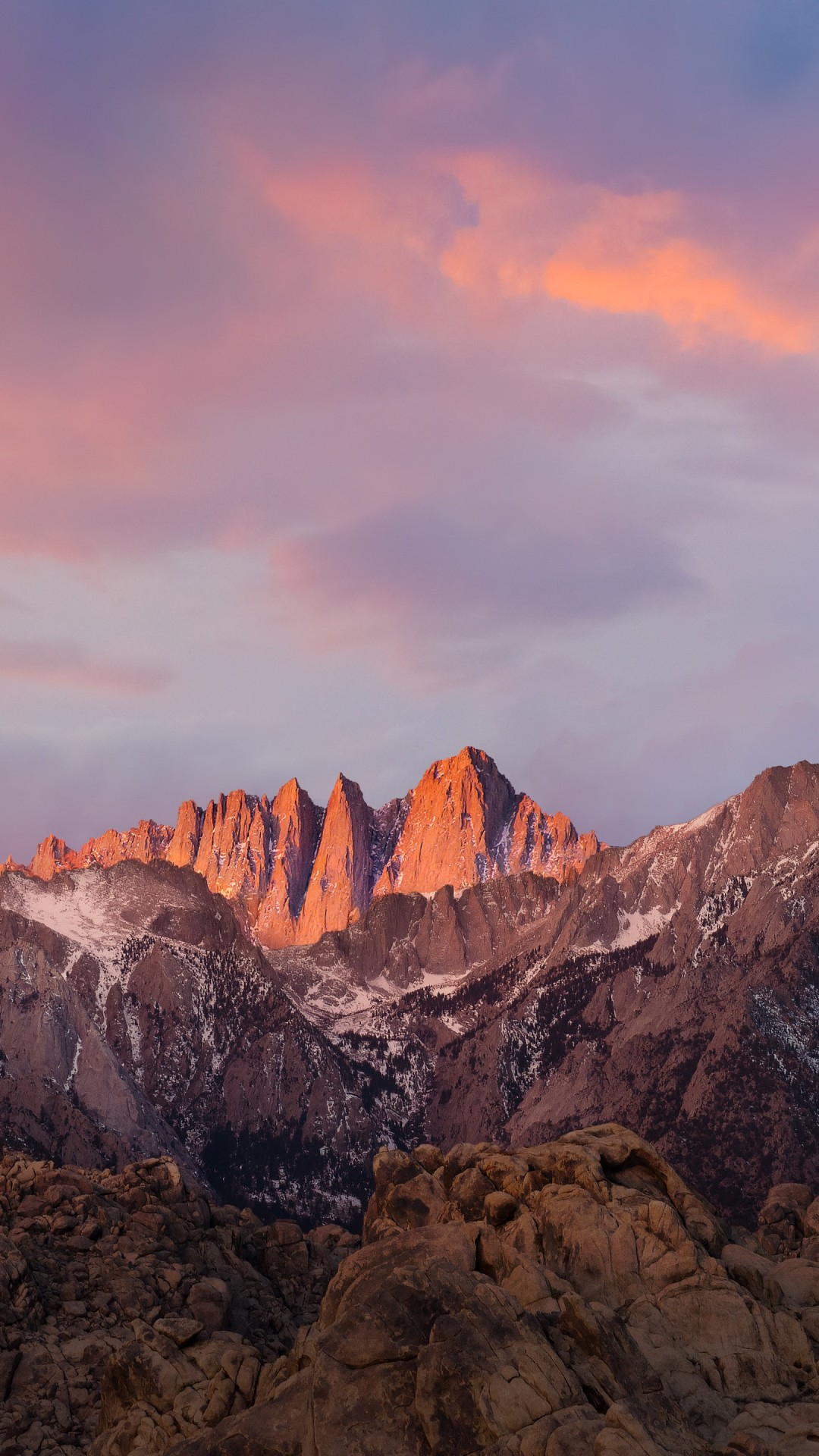 Wallpaper mountains macos 4k 5k sierra sky iphone - Wallpaper pc 4k ...