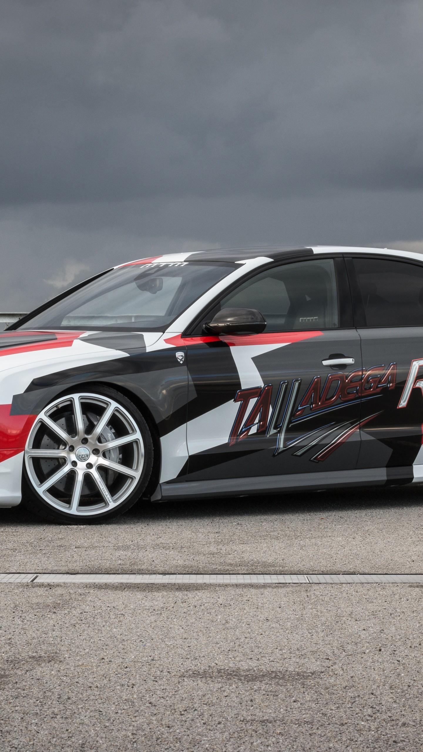 Wallpaper Mtm Audi S8 Talladega R Geneva Auto Show 2016