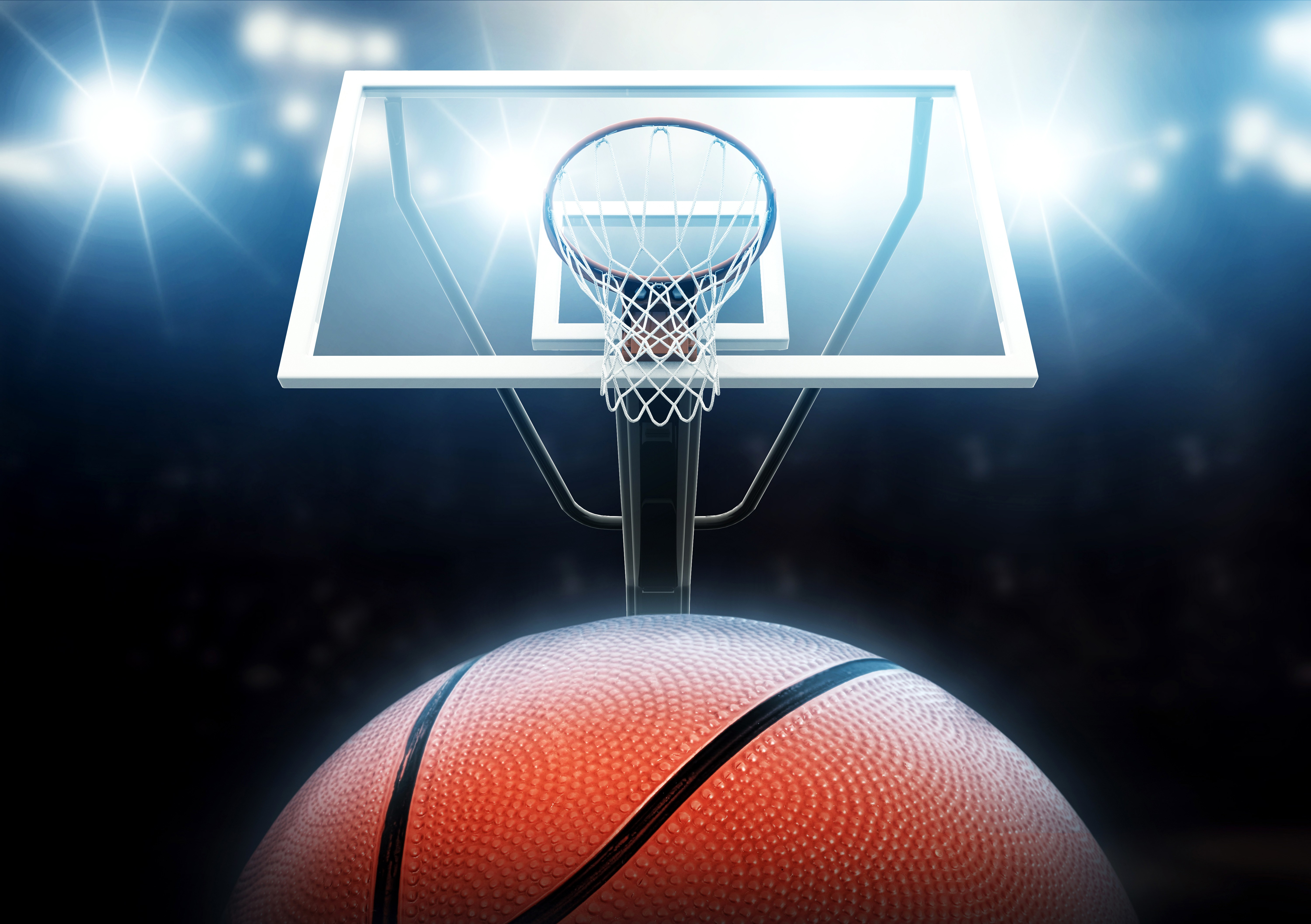 the basket,  the basketball, Wallpaper ball Sport in NBA,