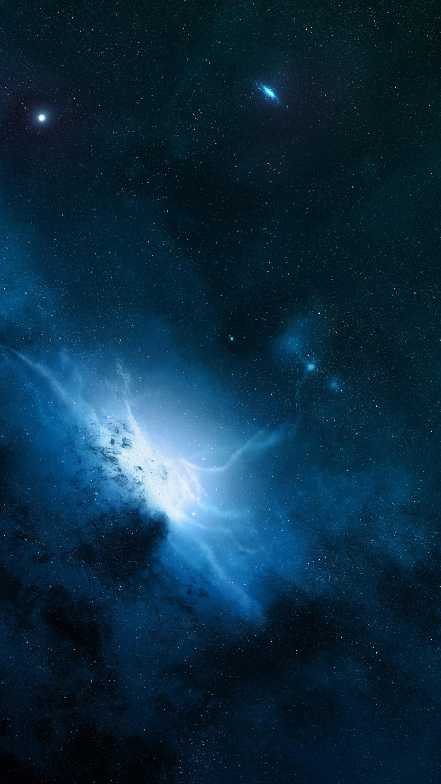 Wallpaper Nebula Space Stars Andromeda Space 5504