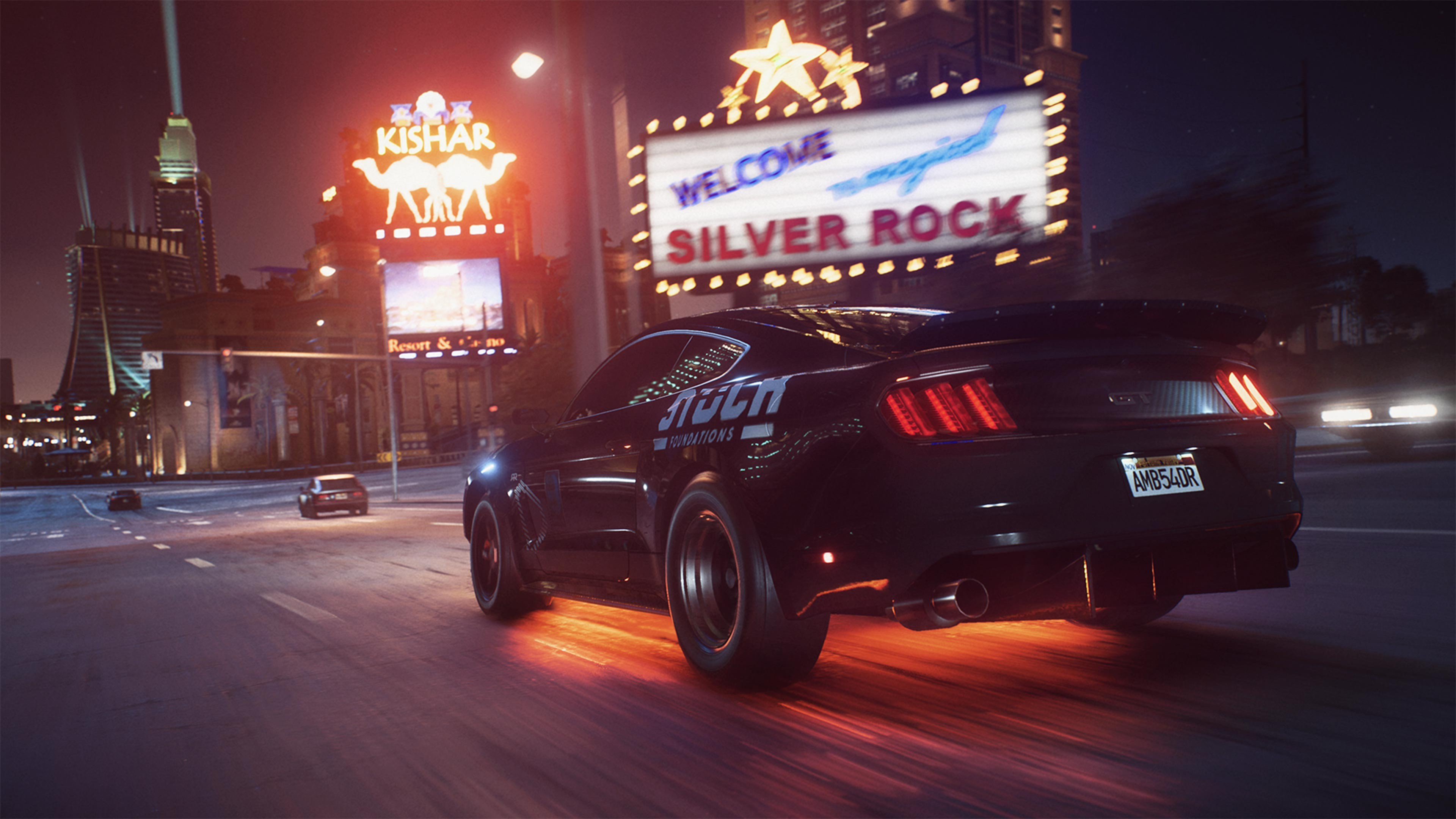 Wallpaper Need For Speed Payback Underglow 4K Games 18107