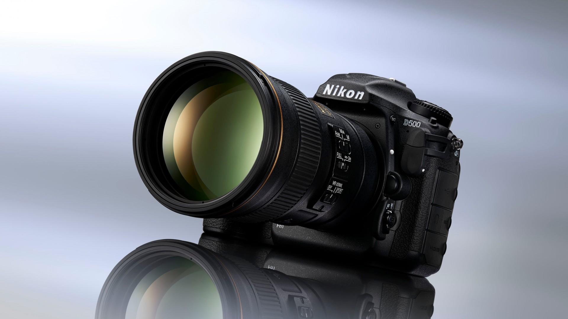 Wallpaper Nikon d500, camera, DSLR, digital, review, body ...