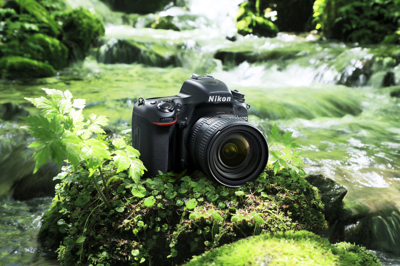 Wallpaper Nikon D750 Camera DSLR Digital Review Body