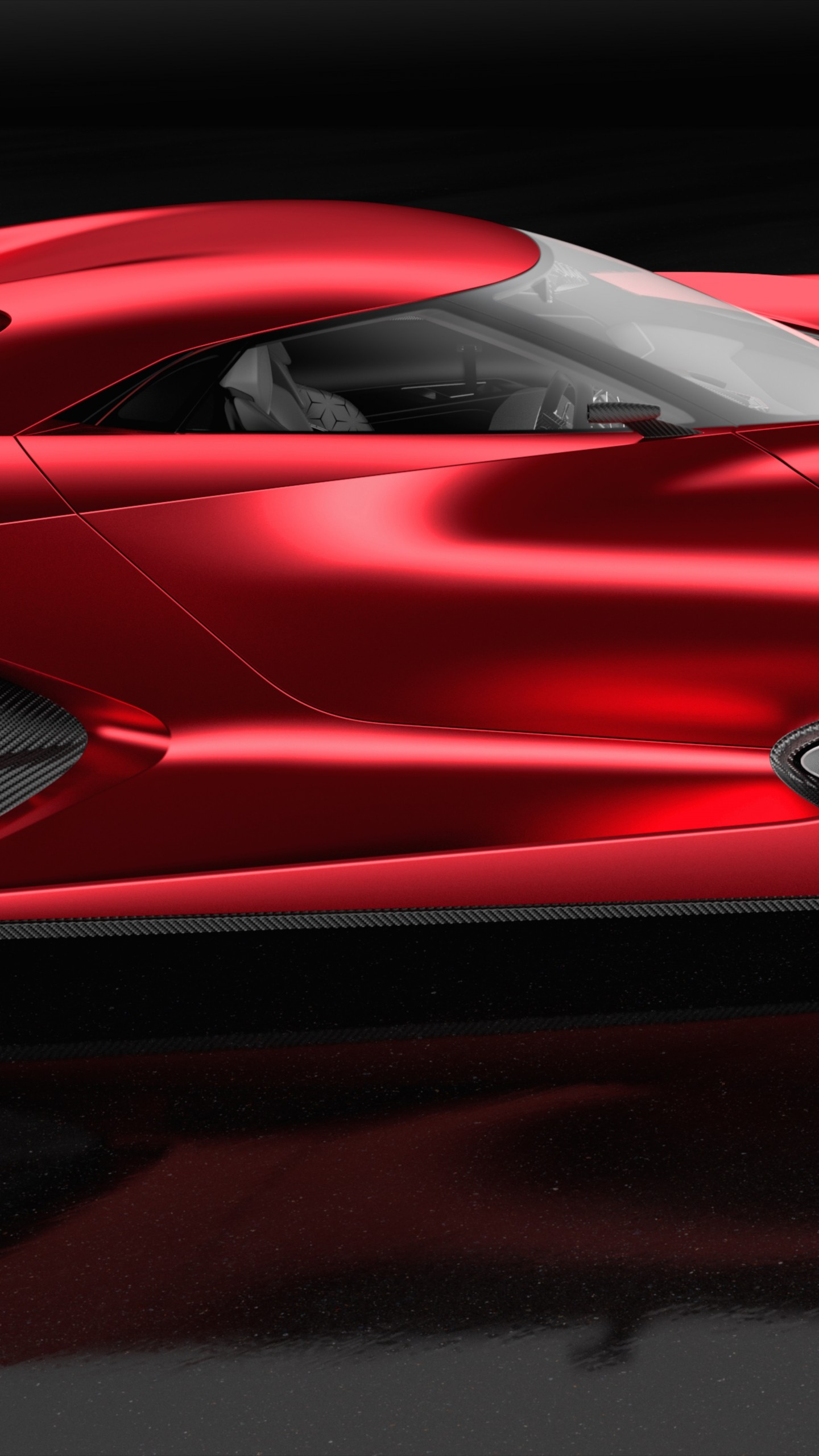 Nissan Luxury Brand >> Wallpaper Nissan 2020 Vision Gran Turismo, red, concept ...