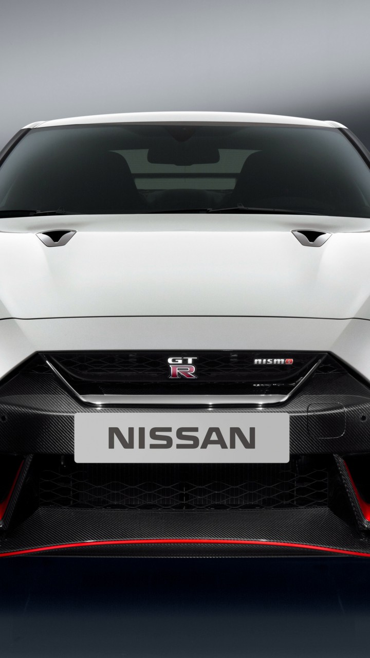 2016 Cadillac Crossover >> Wallpaper Nissan GT-R Nismo, white, sport car, Cars & Bikes #10978