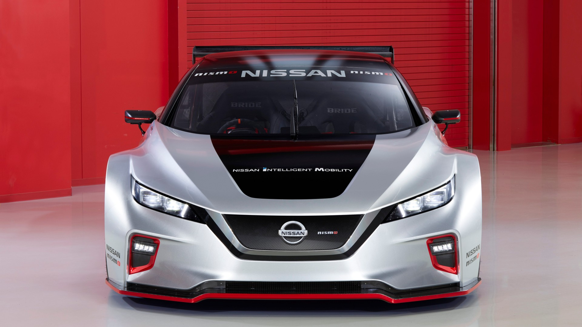 Wallpaper Nissan Leaf Nismo RC, 2018 Cars, electric cars ...