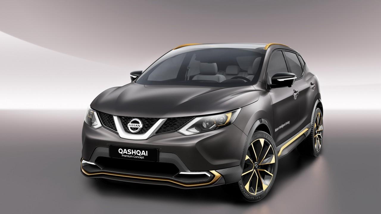 Wallpaper Nissan Qashqai Premium, Geneva Auto Show 2016 ...