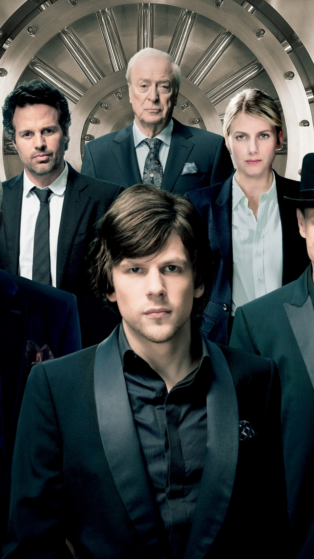 Wallpaper Now You See Me 2, Jesse Eisenberg, Woody ...
