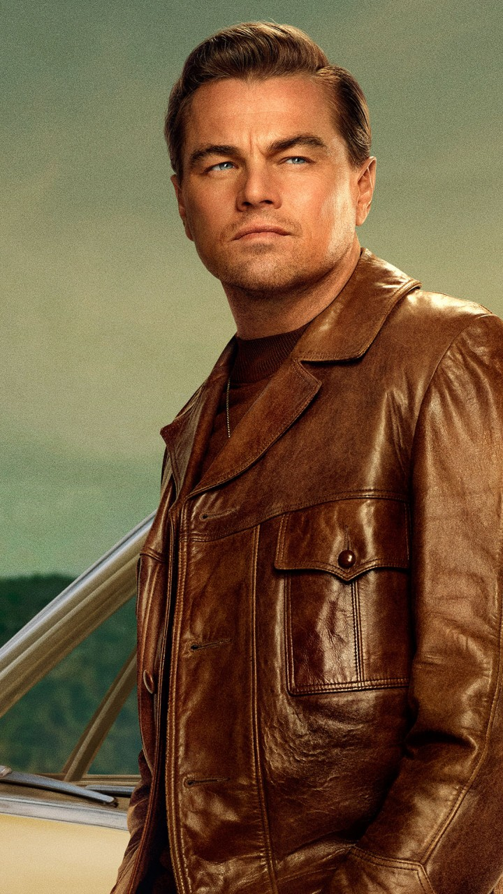 Wallpaper Once Upon Time Hollywood Brad Pitt