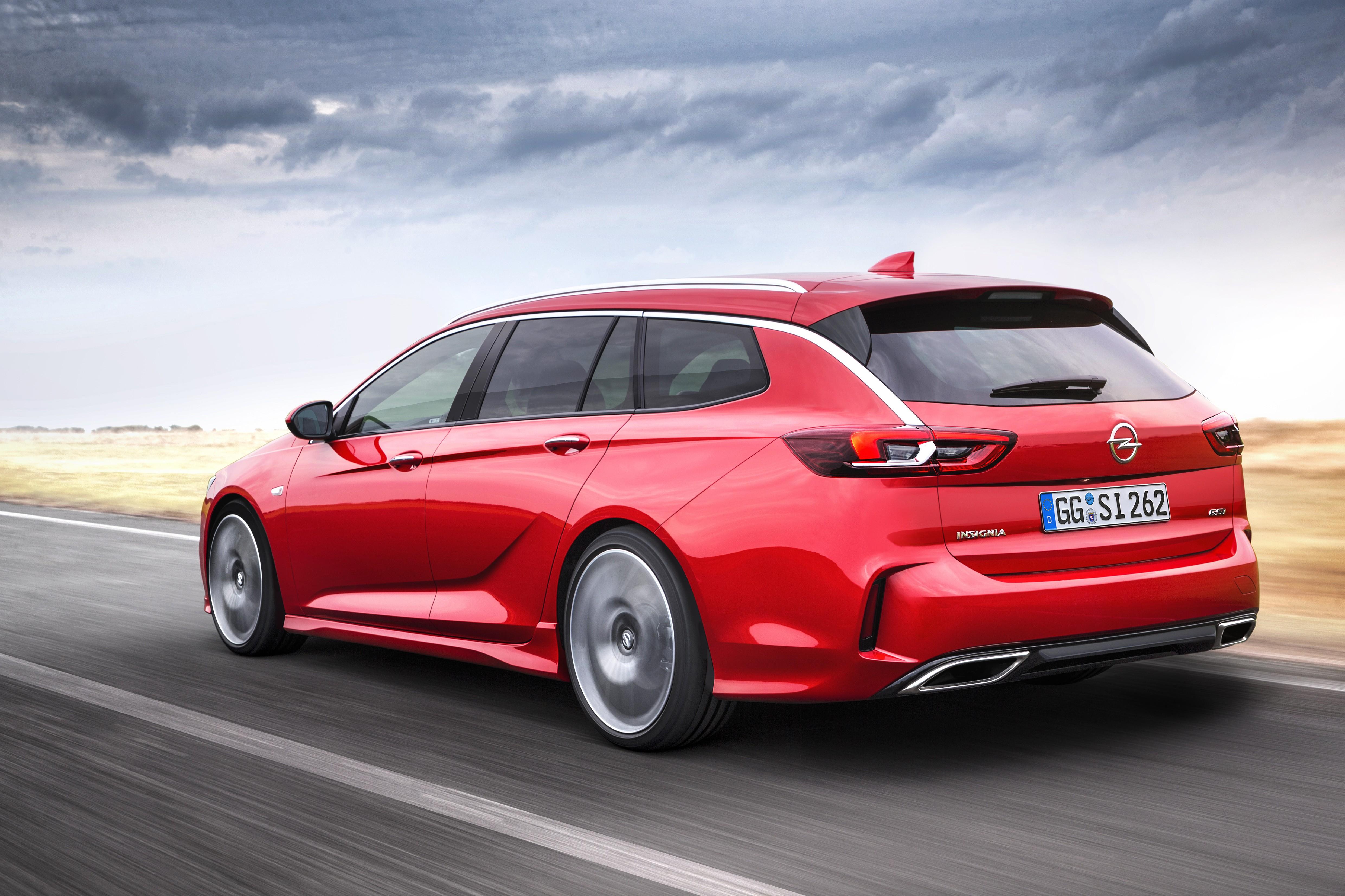 Wallpaper Opel Insignia GSi, 2018 Cars, 4k, Cars & Bikes #15719