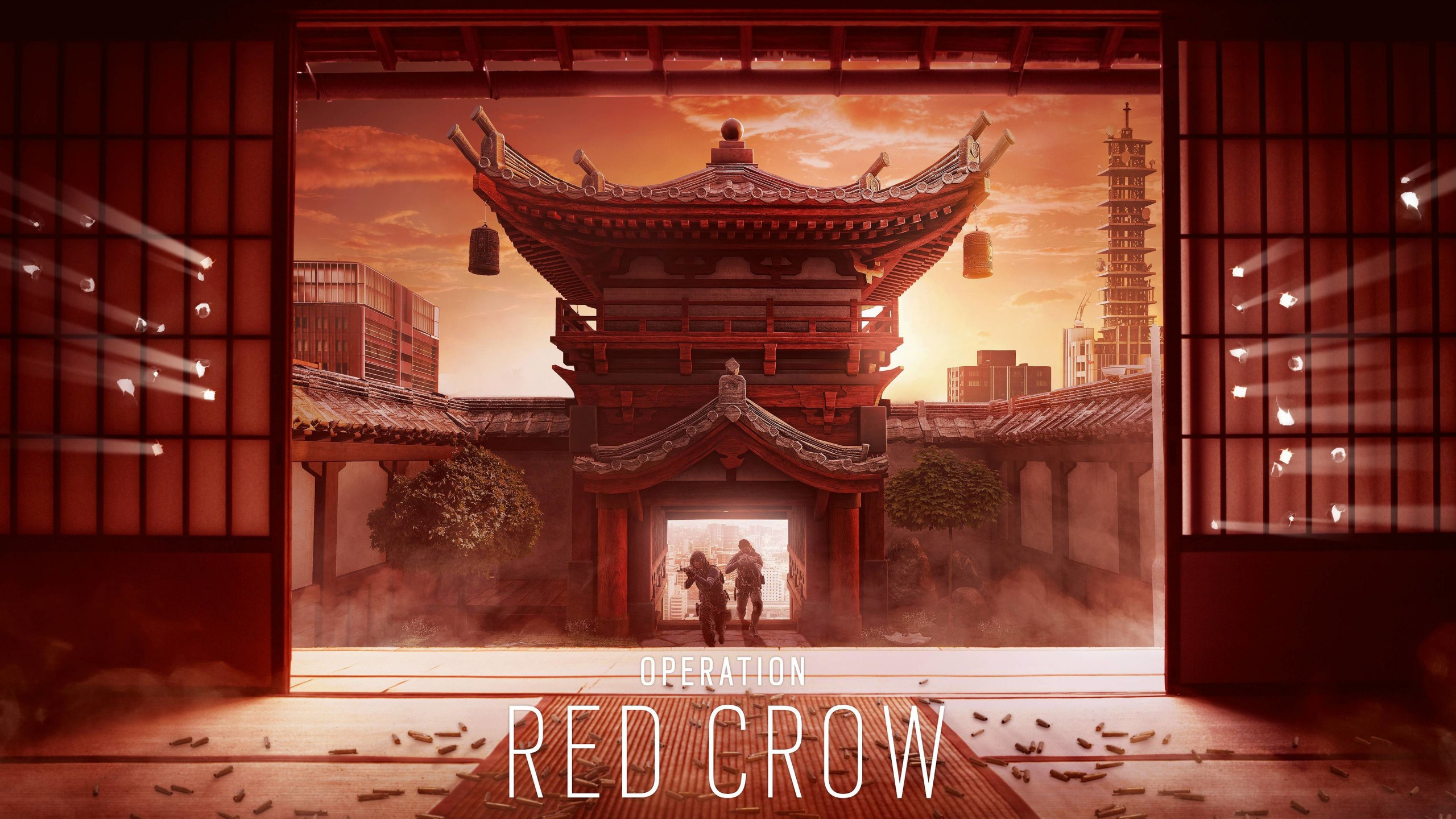 Wallpaper Operation Red Crow Tom Clancy S Rainbow Six Siege
