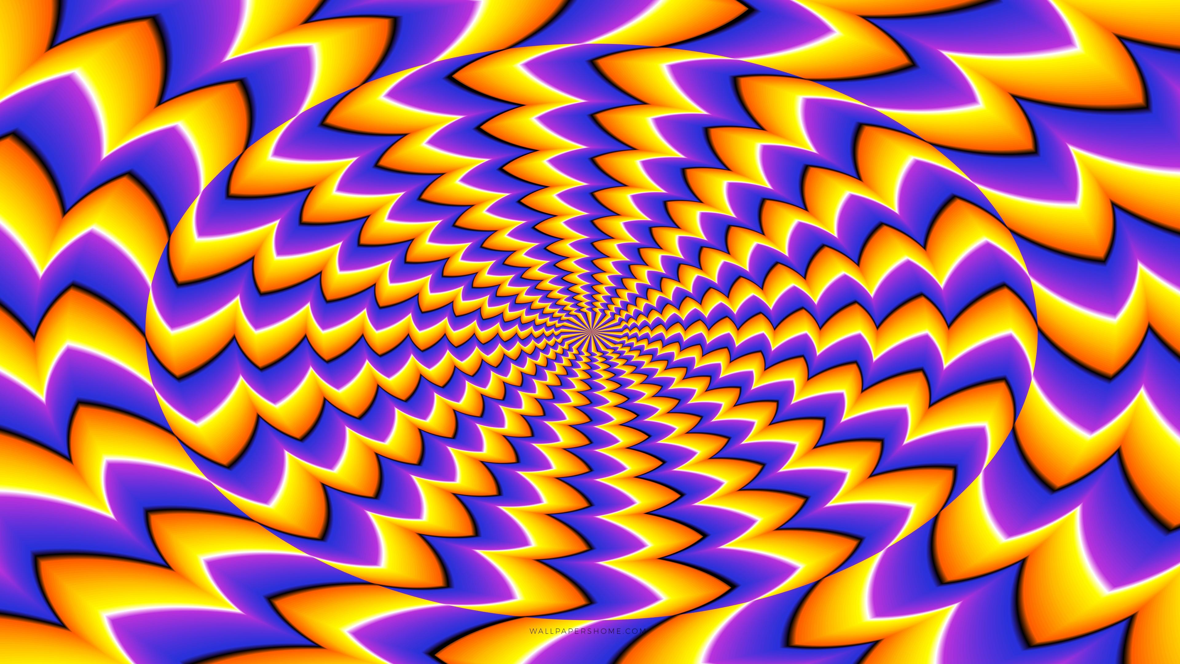 Wallpaper Optical Illusion 8k Abstract 21477