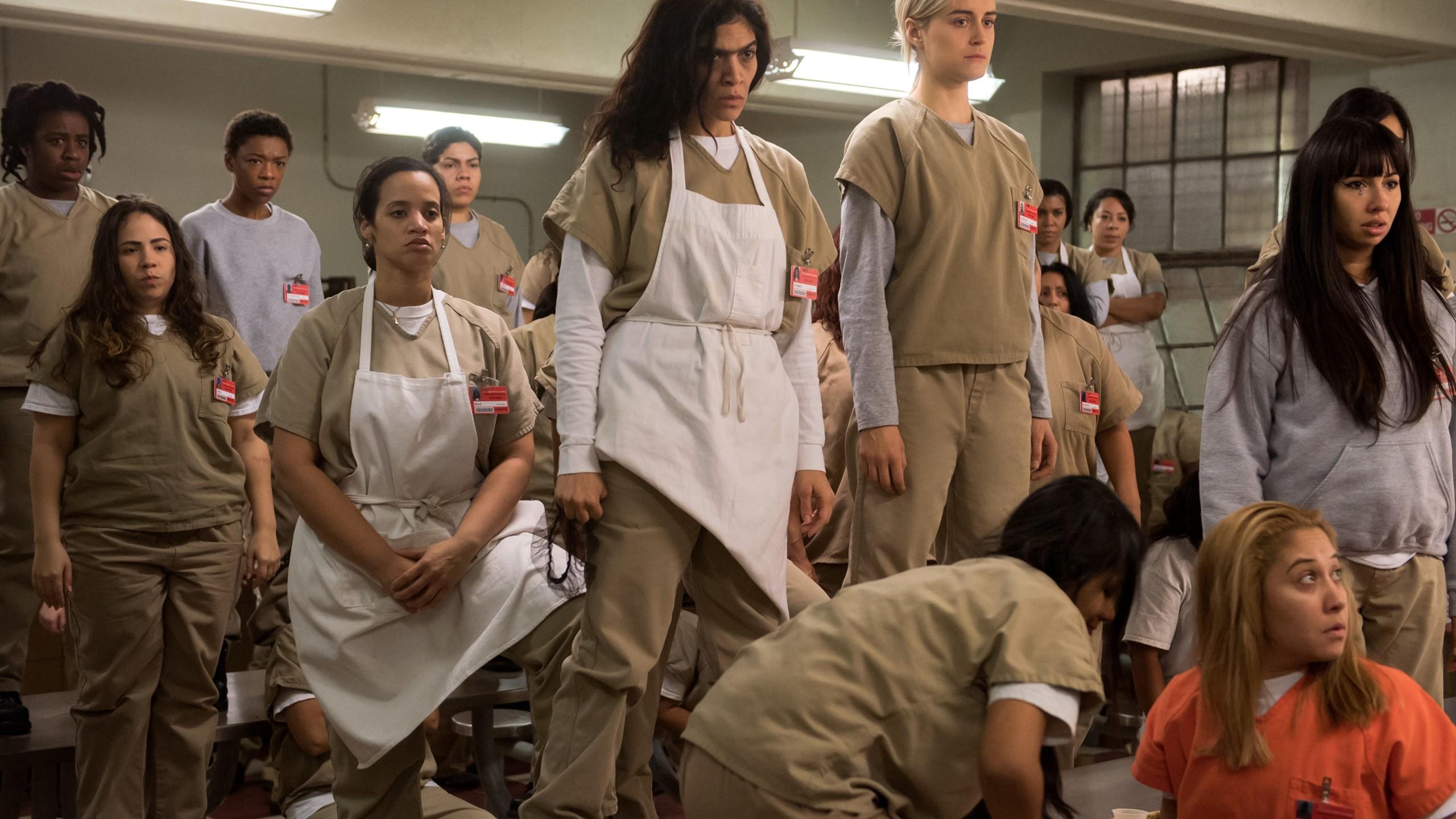 Wallpaper Orange Is The New Black Season 4 Prison Taylor Images, Photos, Reviews