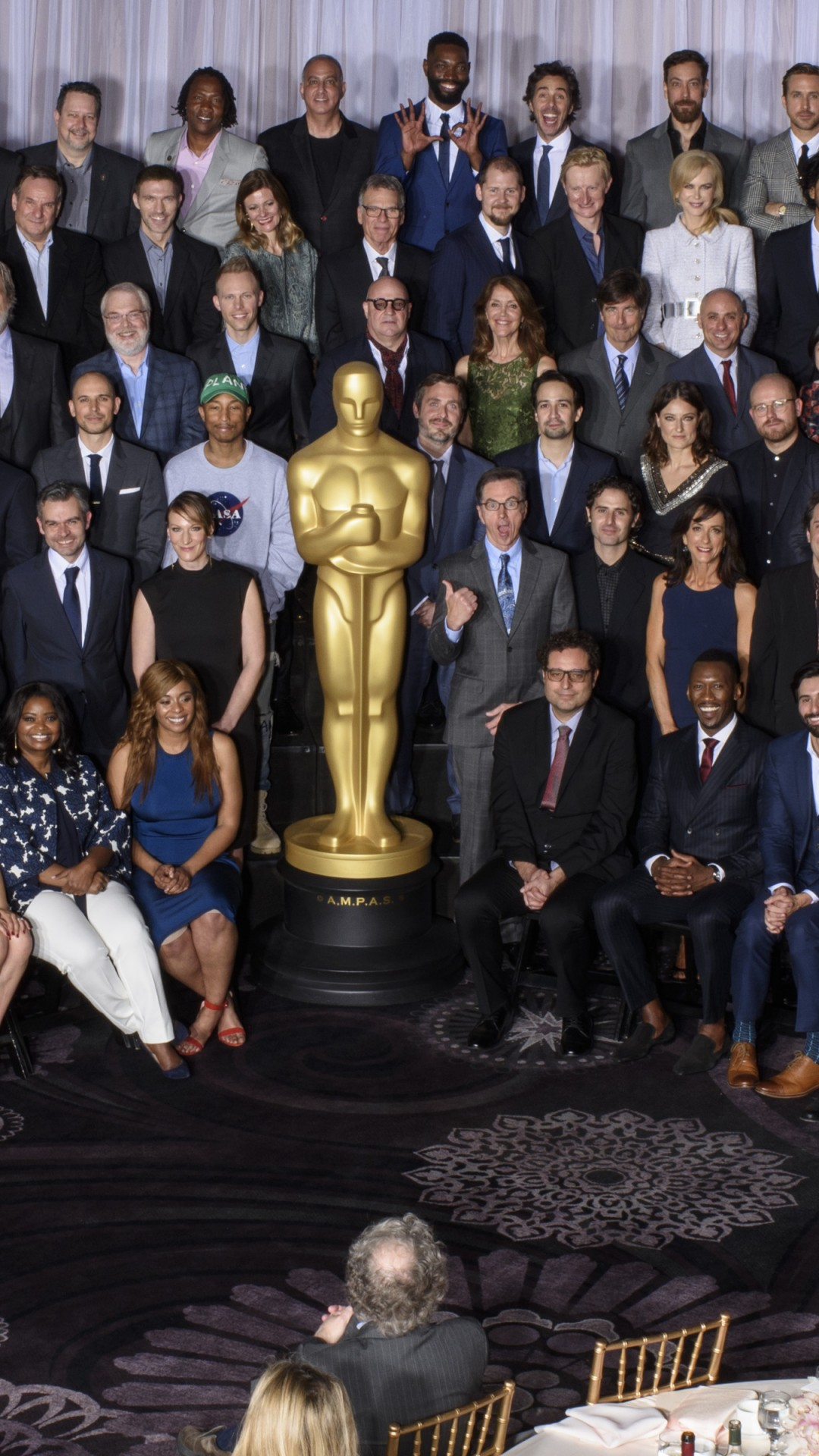Wallpaper oscar 2017 nominations winners host 89th - Academy awards 2017 download ...