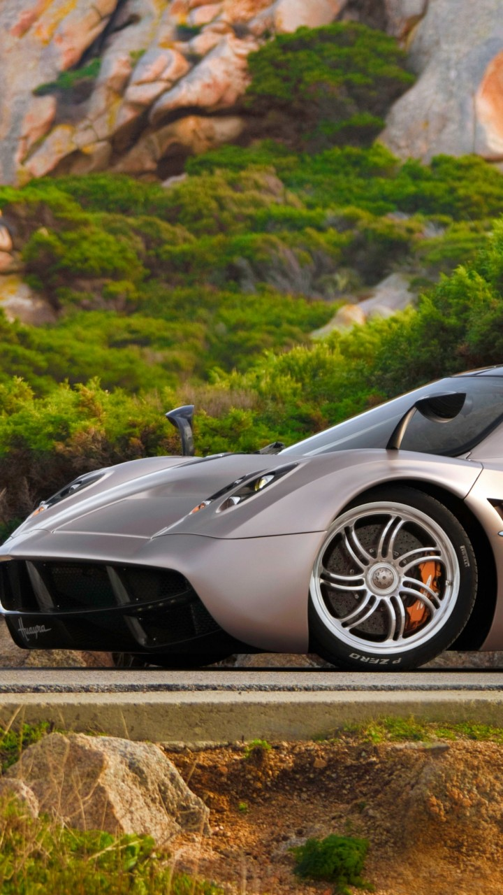 Wallpaper Pagani Huayra Supercar Pagani Sports Car
