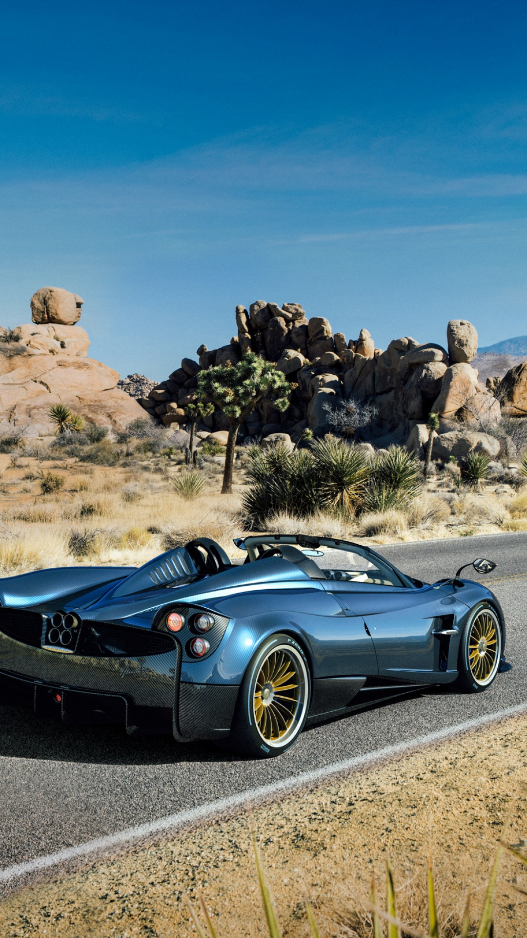 Wallpaper Pagani Huayra Roadster Supercar Geneva Auto