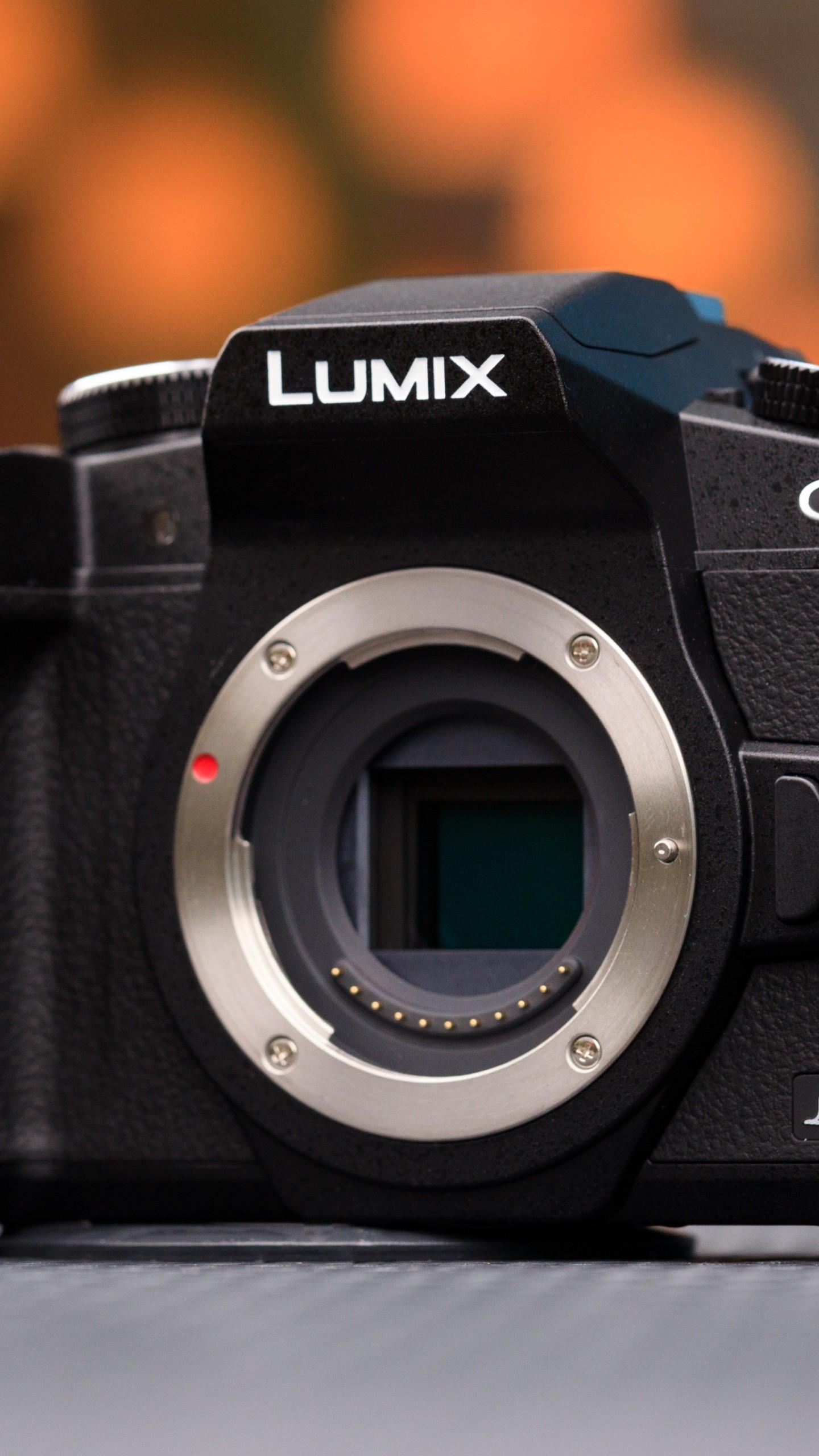Wallpaper Panasonic Lumix G80 Review Photokina 2016 4k