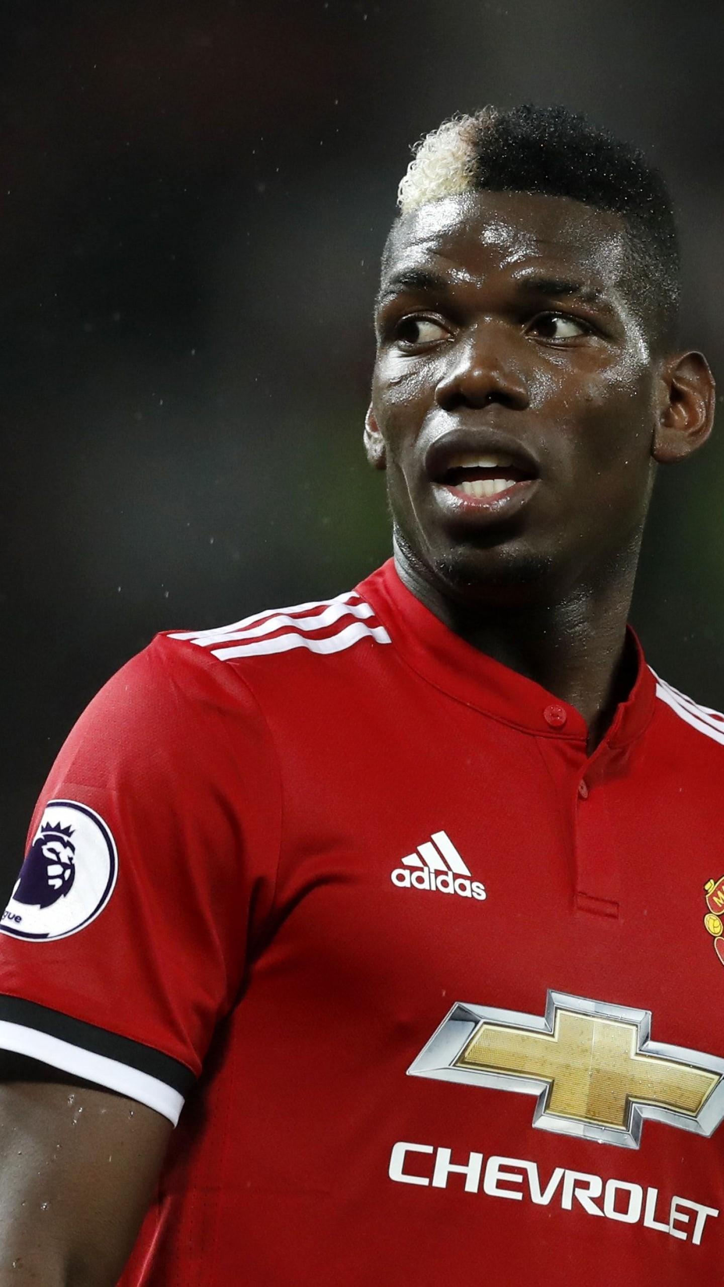 Wallpaper Paul Pogba, Manchester United, soccer, 4K, Sport ...