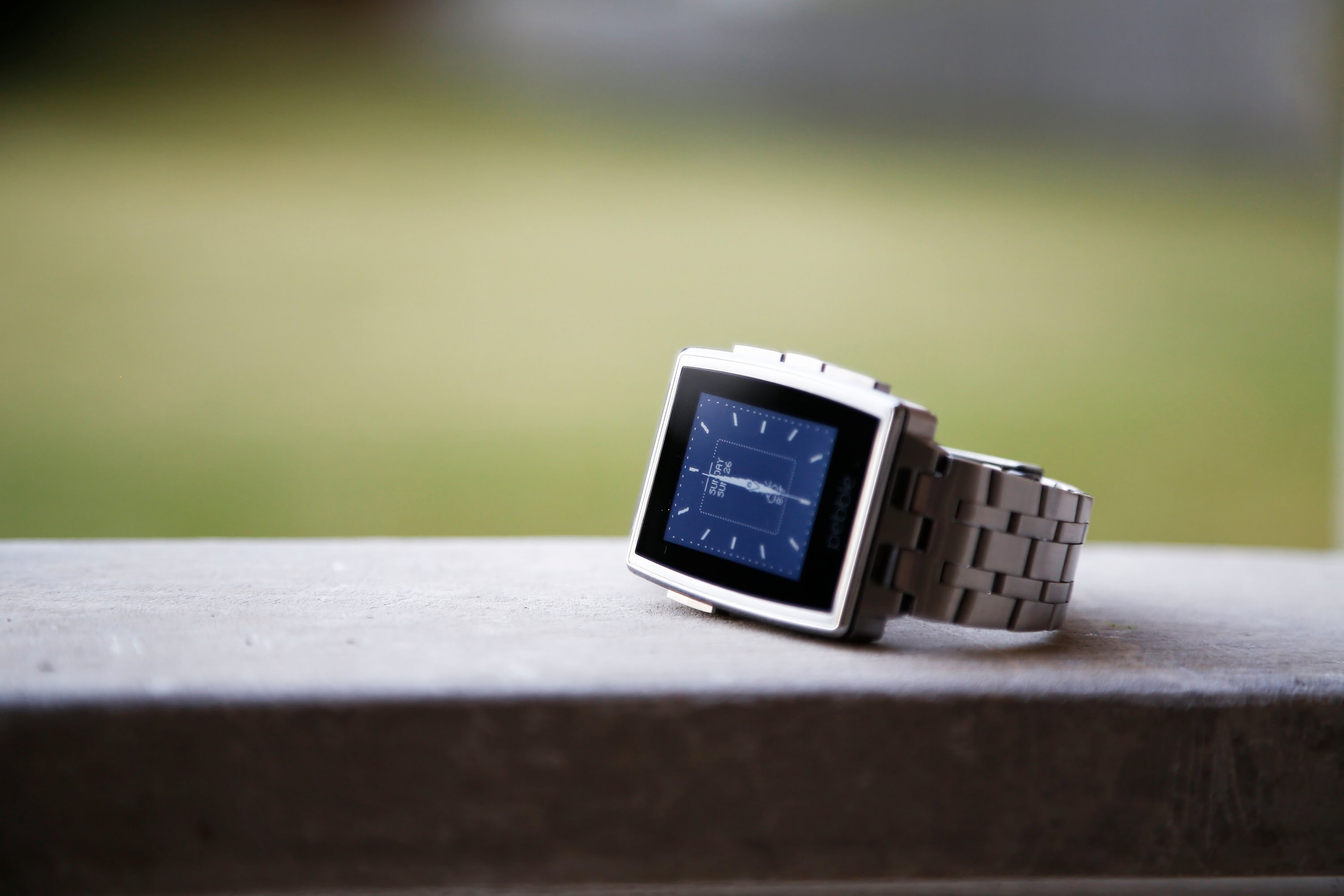 Wallpaper Pebble Steel Smartwatch Limited Edition HD Wallpapers Download Free Images Wallpaper [1000image.com]