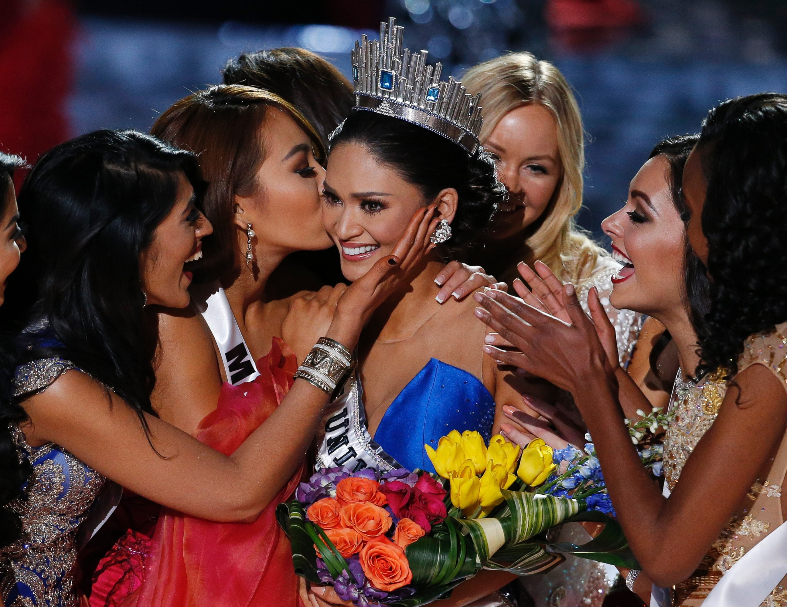 I Miss You Wallpapers Pictures 2015 2016: Wallpaper Pia Wurtzbach, Miss Universe 2015, Beauty
