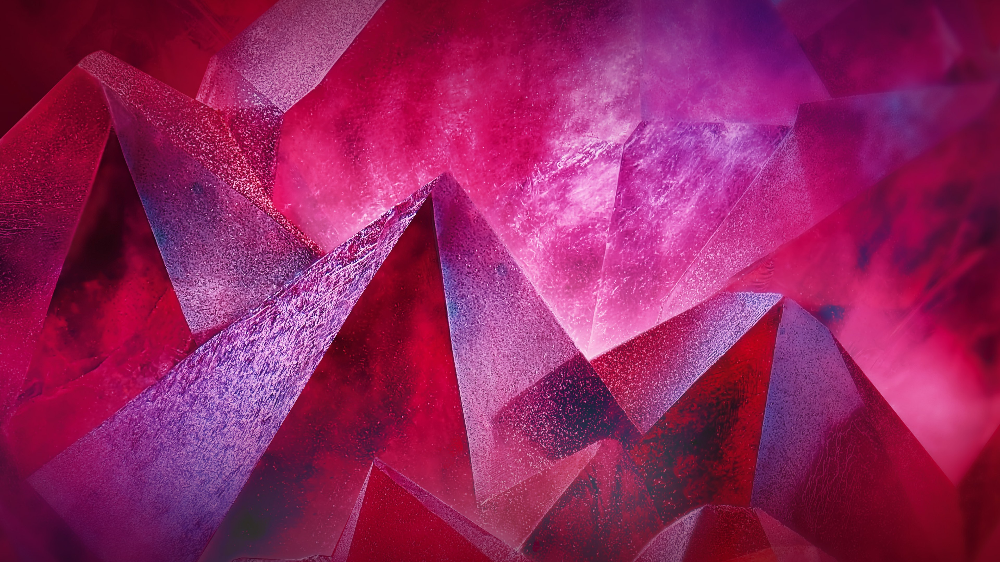 Wallpaper pink, abstract, 4k, Abstract #15559
