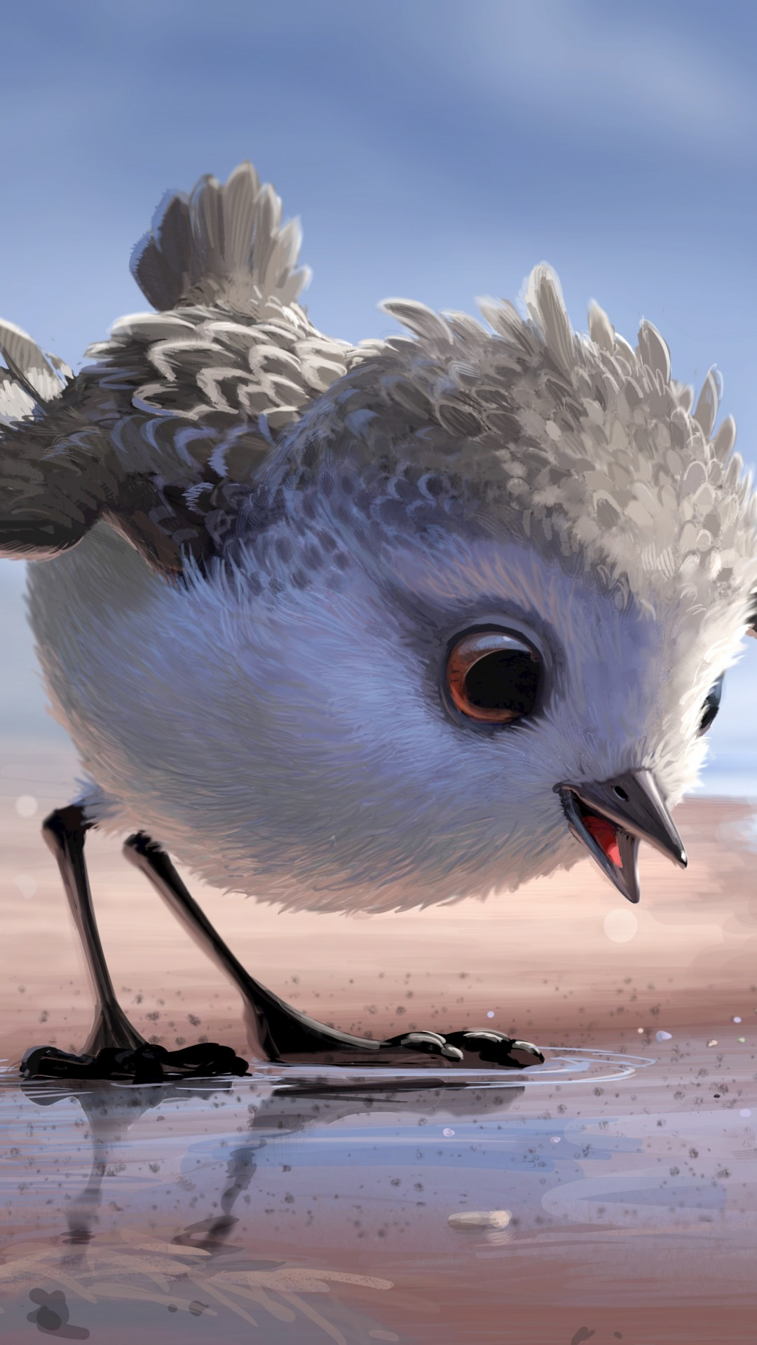 Wallpaper Piper Bird Pixar Movies 10361
