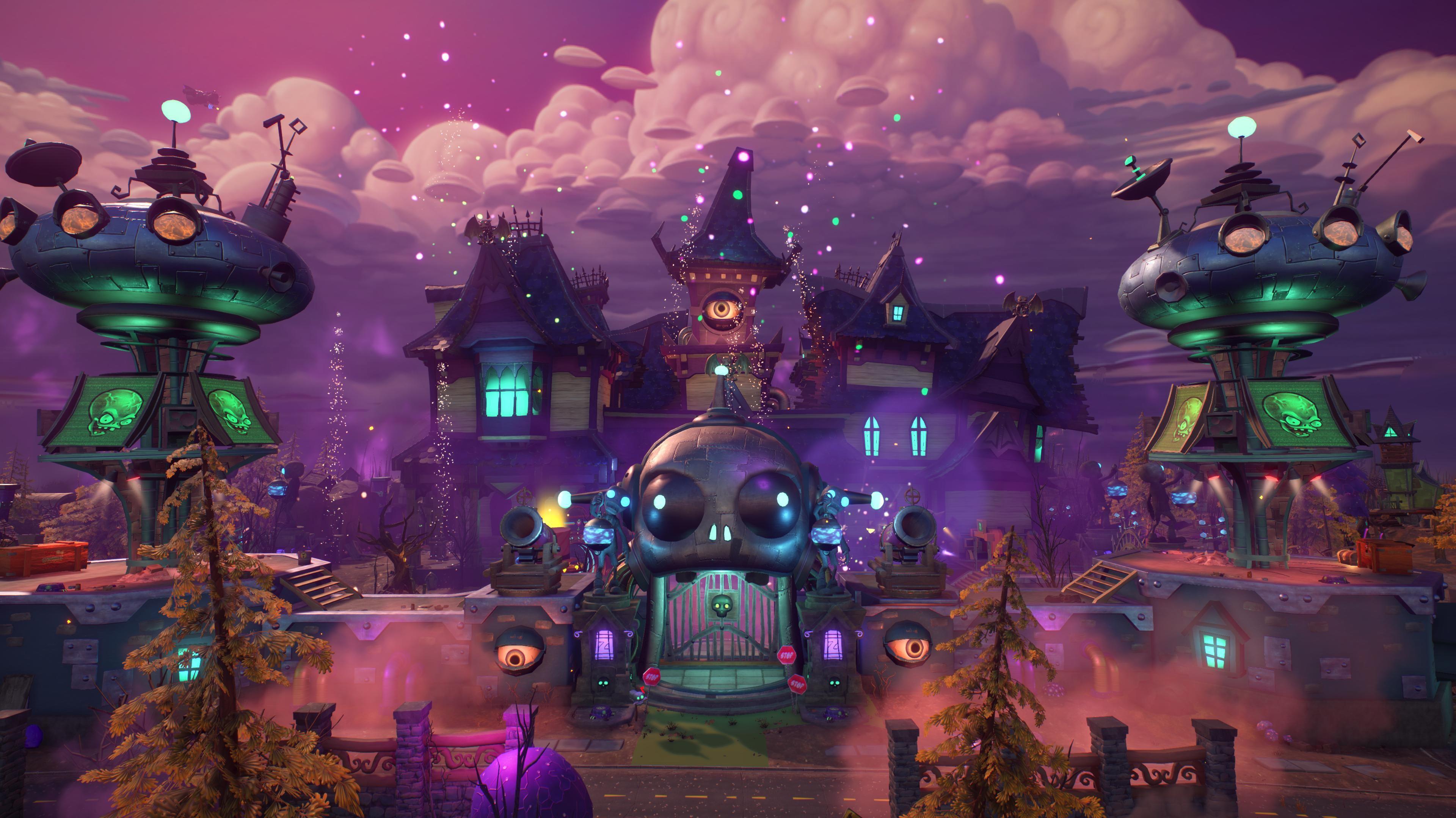 Wallpaper Plants Vs Zombies Garden Warfare 2 Shooter Best Games Pc Ps4 Xbox One Games 9556
