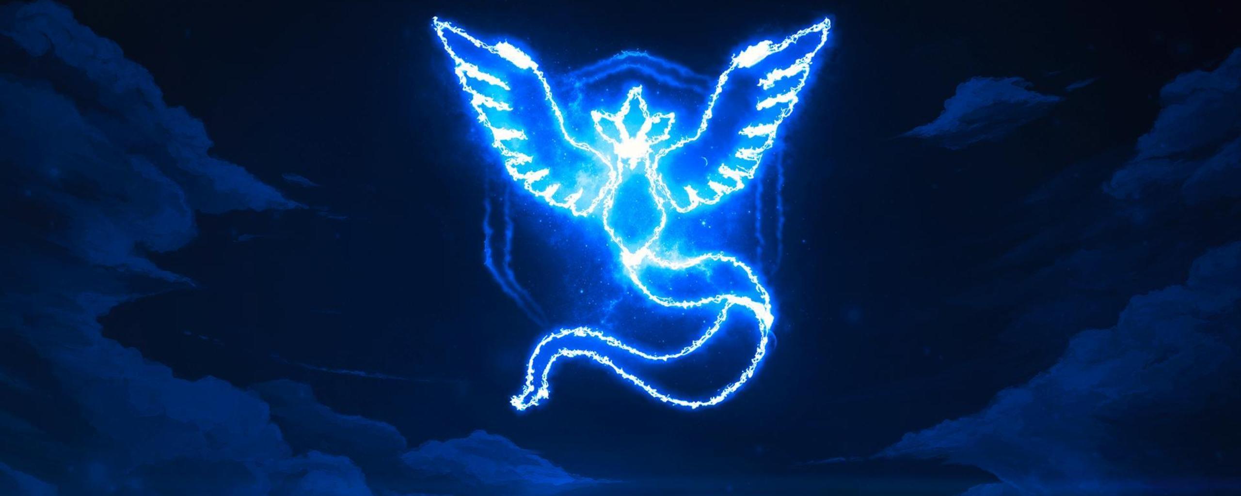Pokemon Go Mystic Logo Transparent Images