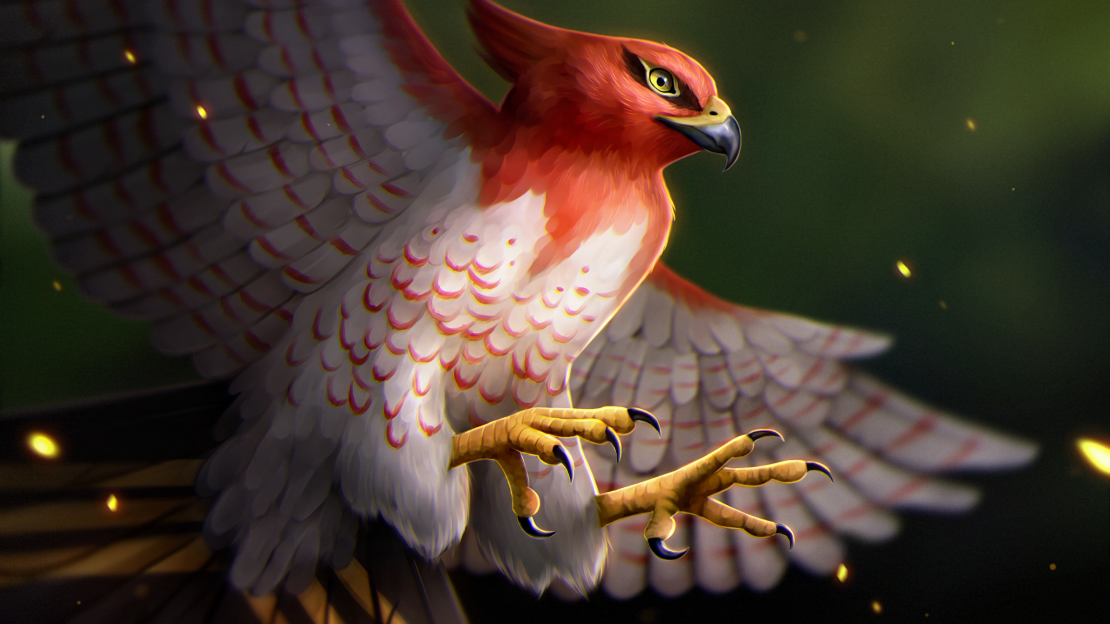 Wallpaper pokemon go, Birds, Talonflame, mobile, nintendo ...