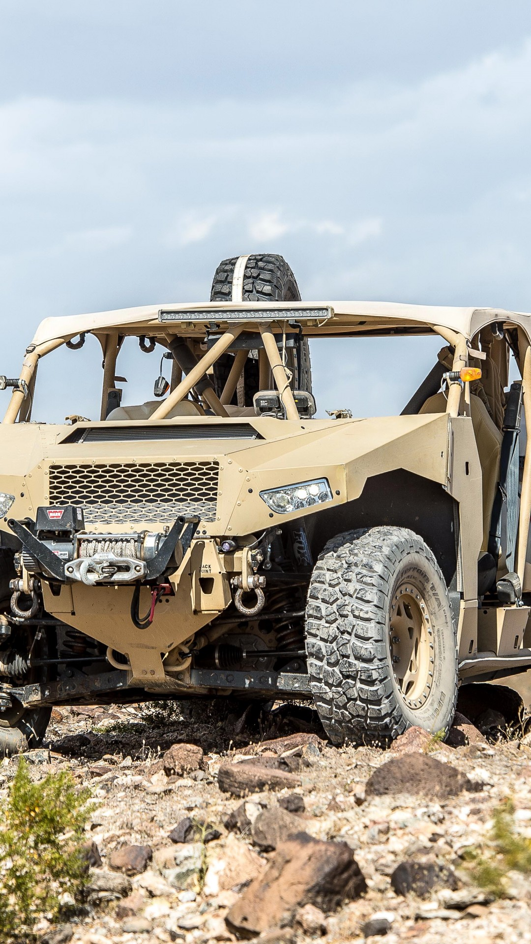 Wallpaper Polaris Dagor Ultra Light Combat Vehicle