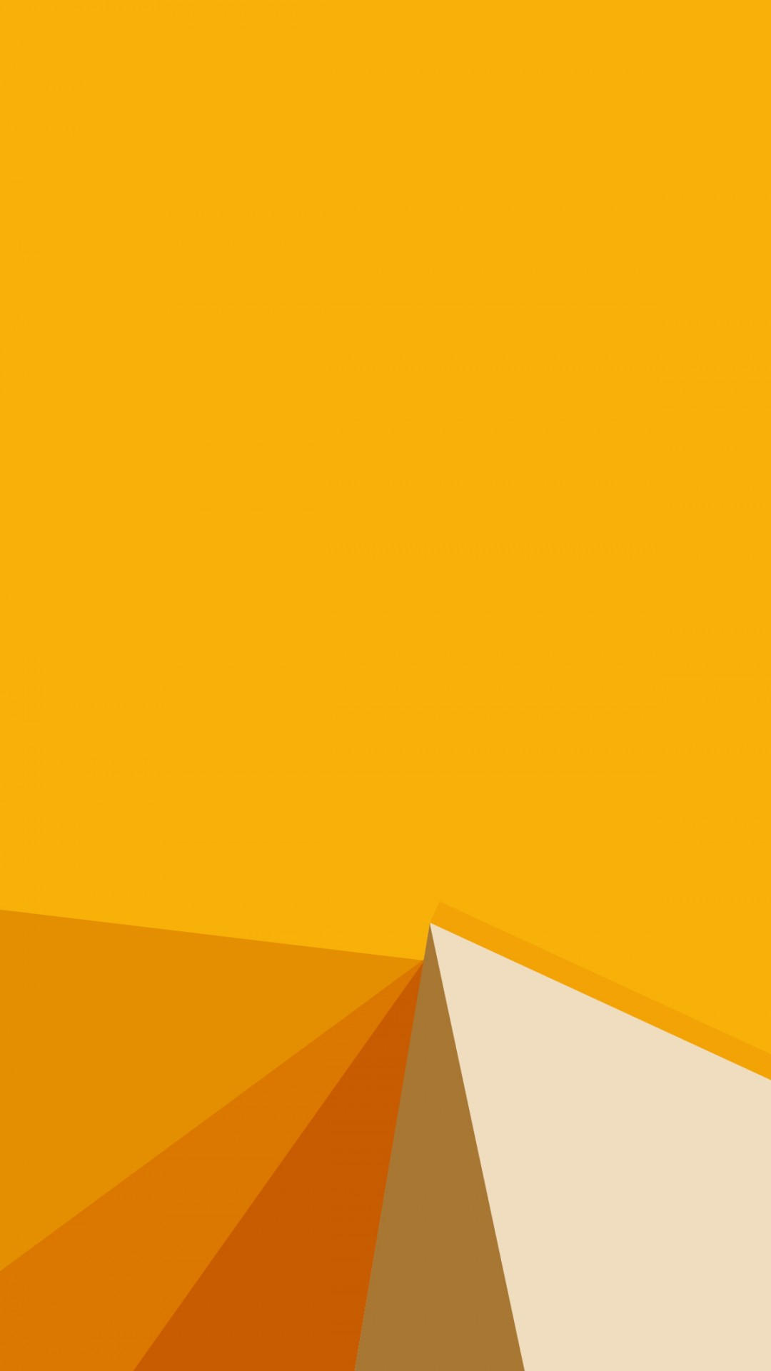 Wallpaper Polygon Yellow 4k Os 15376