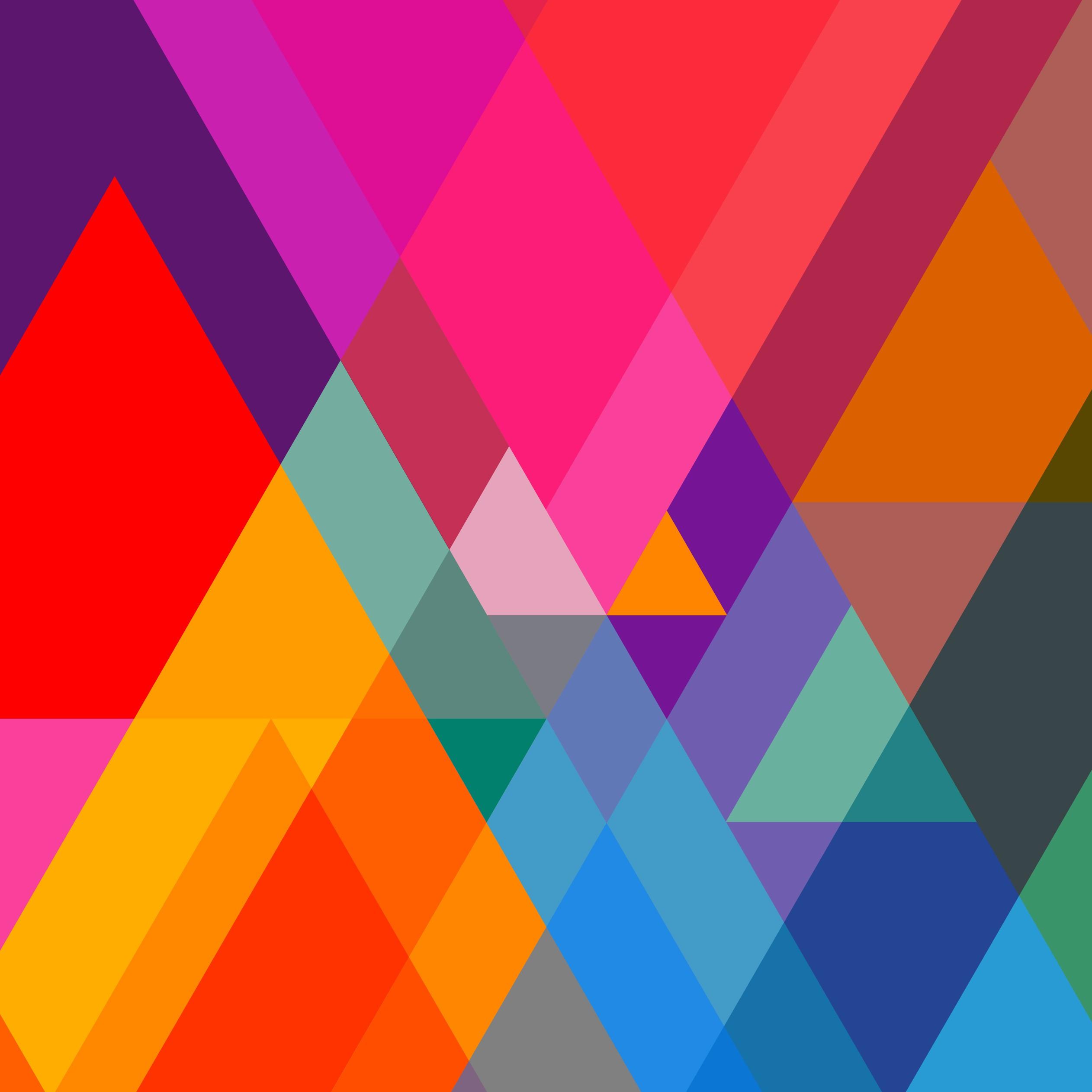 Popular Wallpaper High Resolution Geometric - polygon-2524x2524-4k-5k-wallpaper-iphone-wallpaper-triangle-3520  2018_197766.jpg