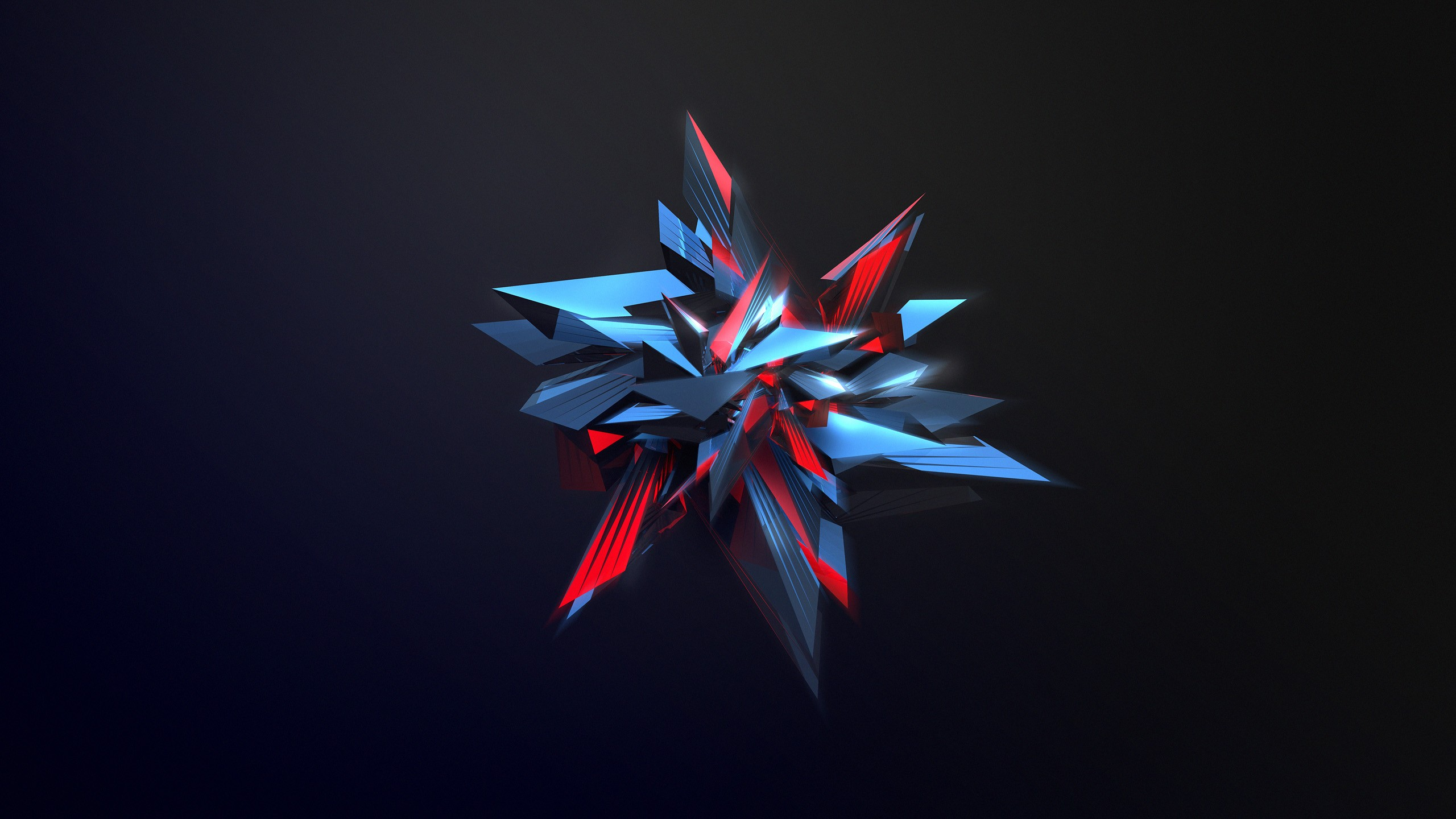Wallpaper Polygon 4k HD Wallpaper 3d OS 241