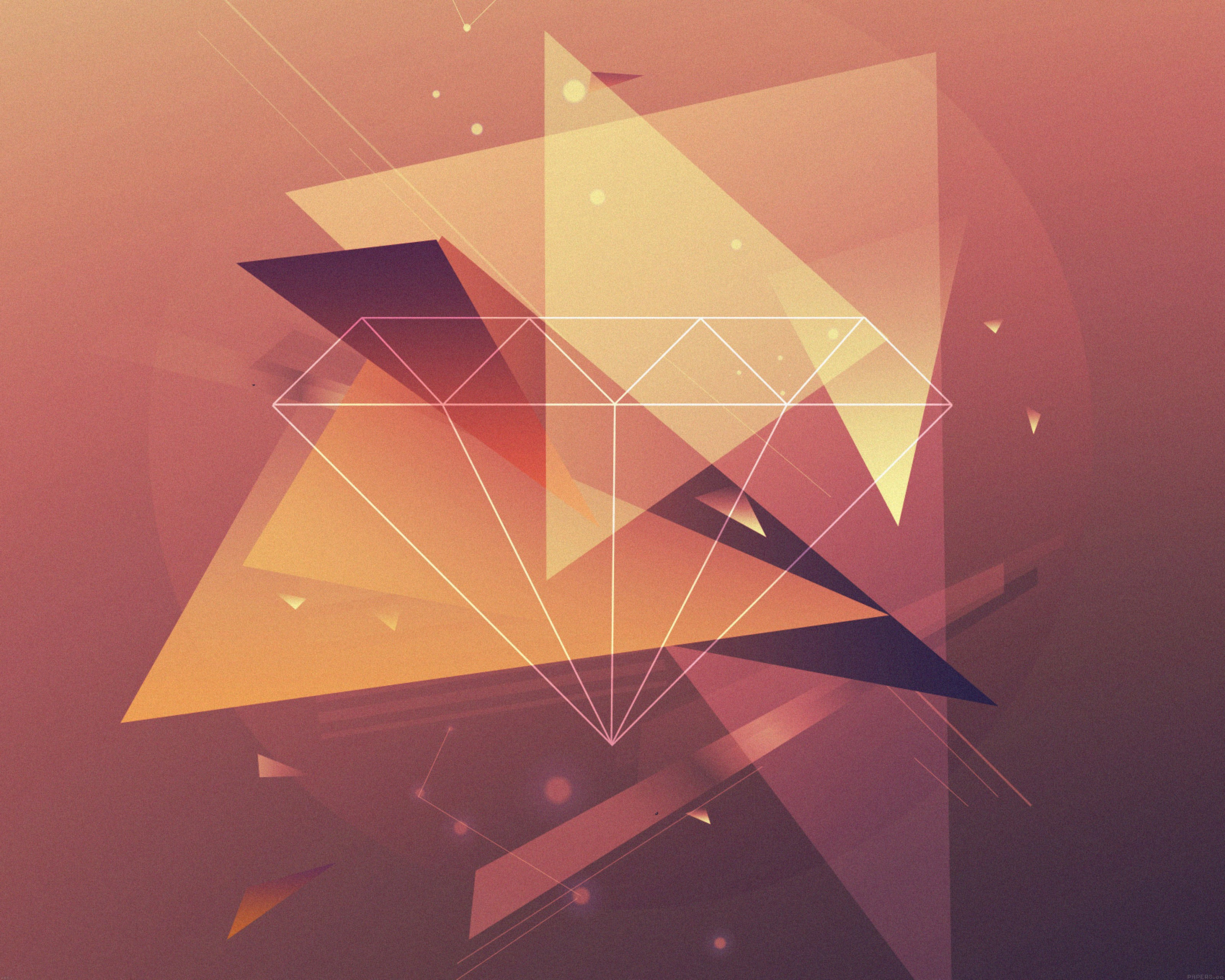 diamond net polygon wallpapers wallpaper stmed x